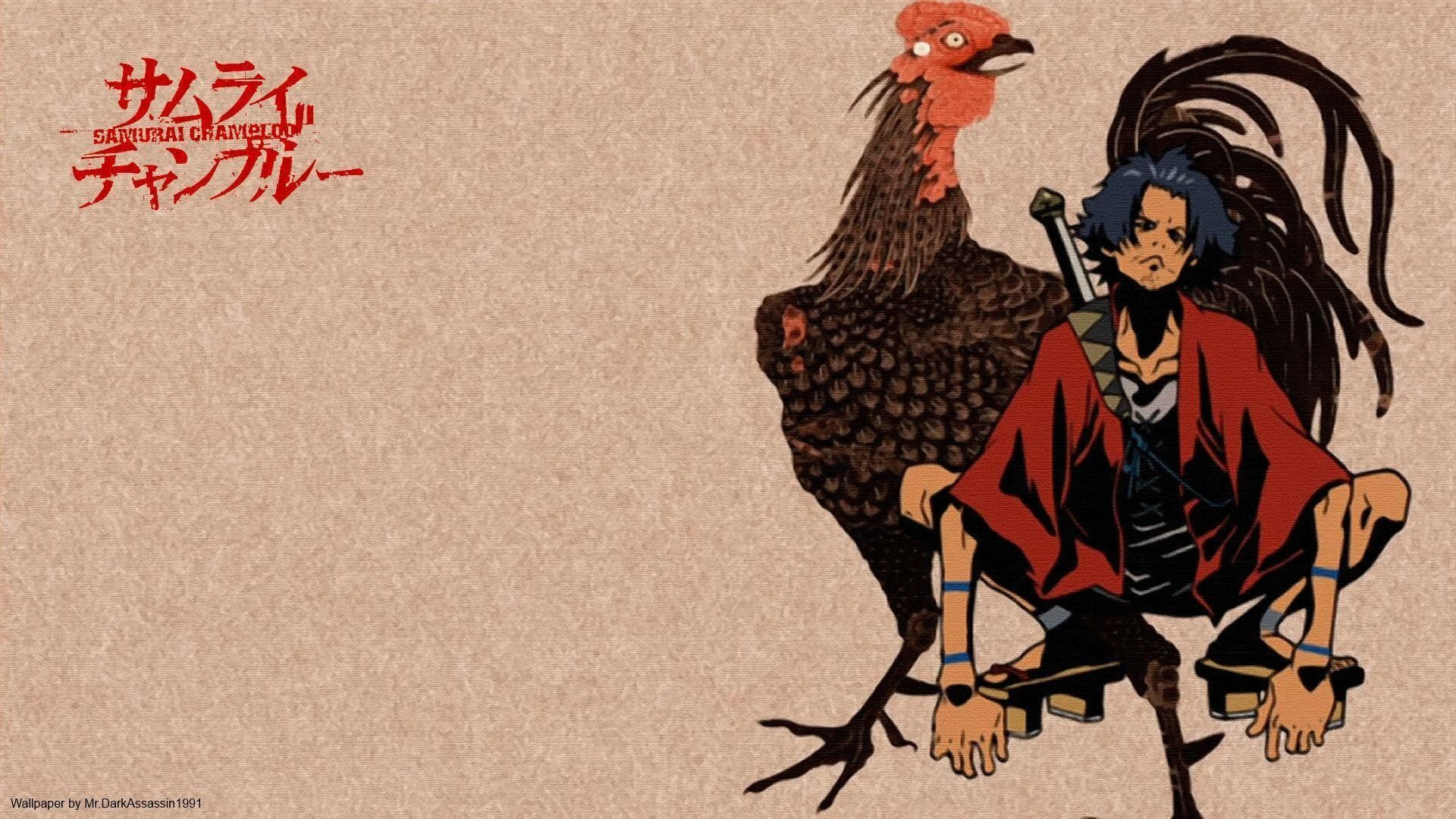 Mugen Samurai Champloo Wallpapers Top Free Mugen Samurai