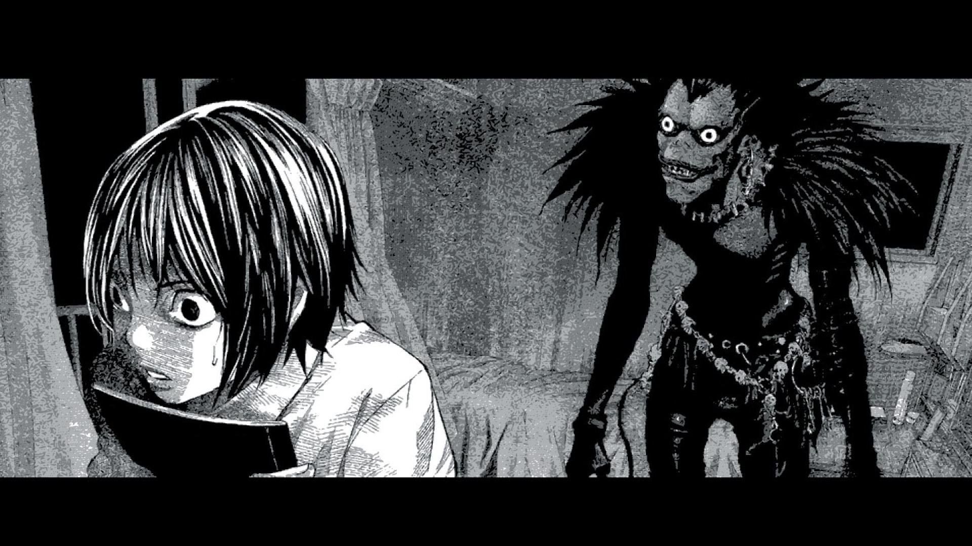 Death Note Ryuk Wallpapers - Top Free Death Note Ryuk Backgrounds