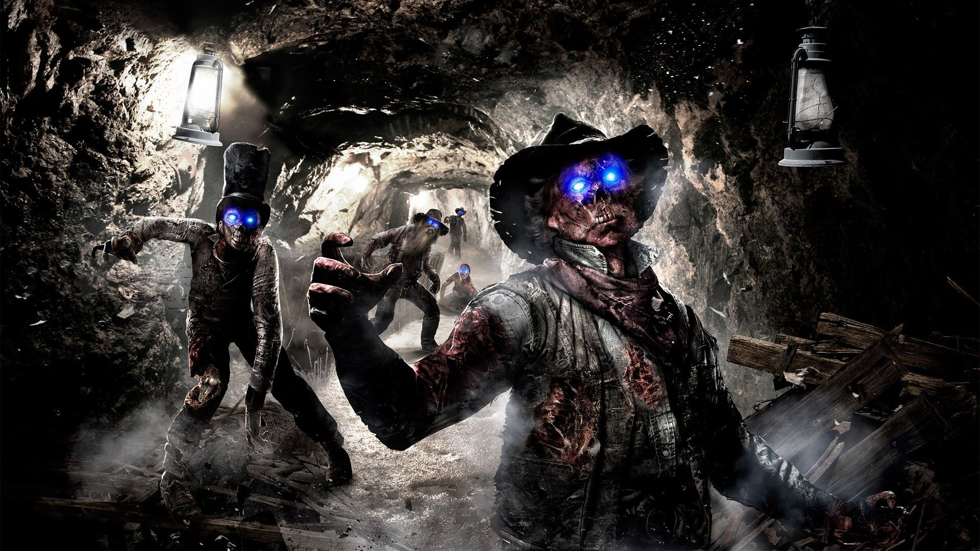 Cod Zombies Wallpapers Top Free Cod Zombies Backgrounds