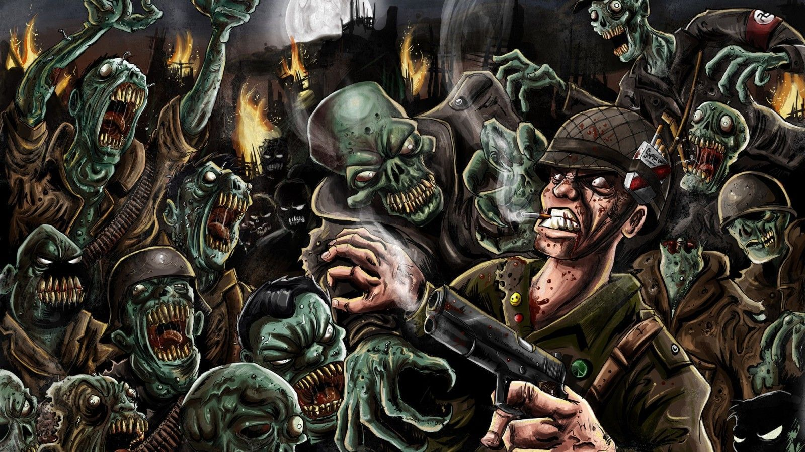 Cod Zombies Wallpapers