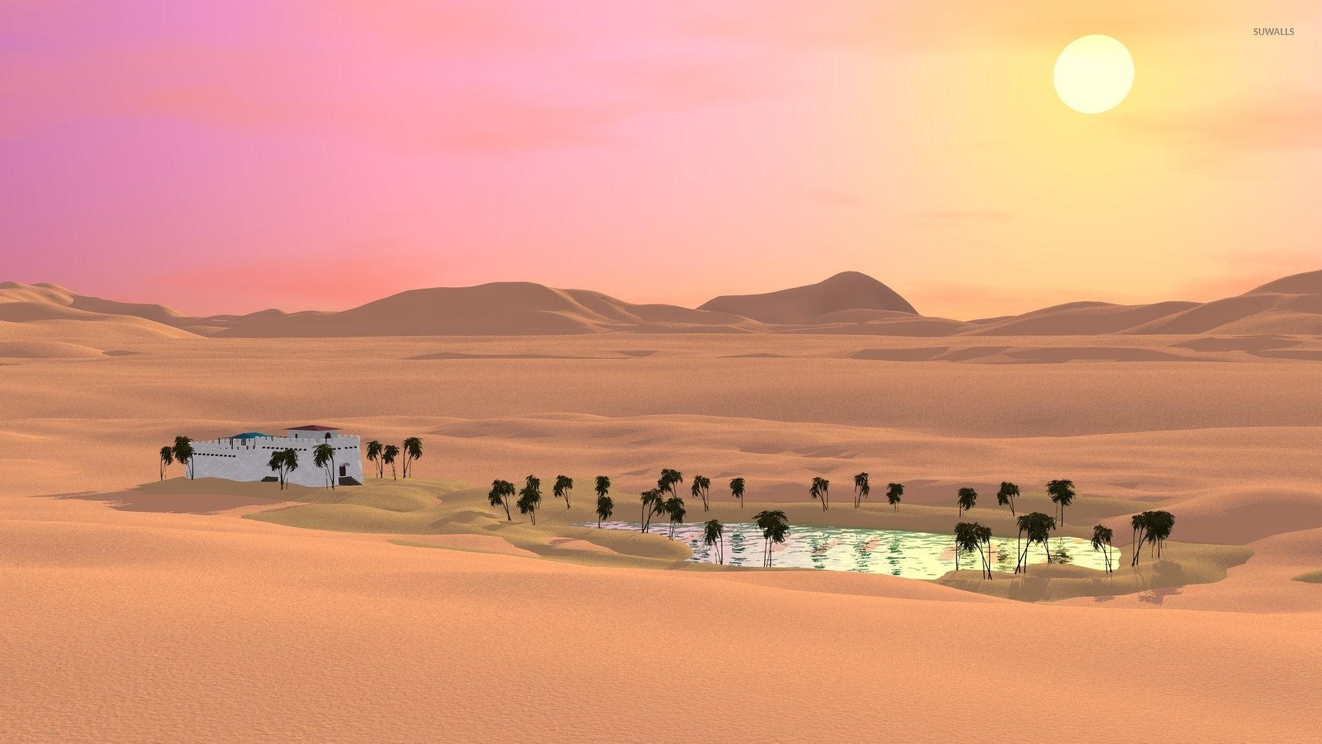 Desert Sunrise Wallpapers - Top Free Desert Sunrise