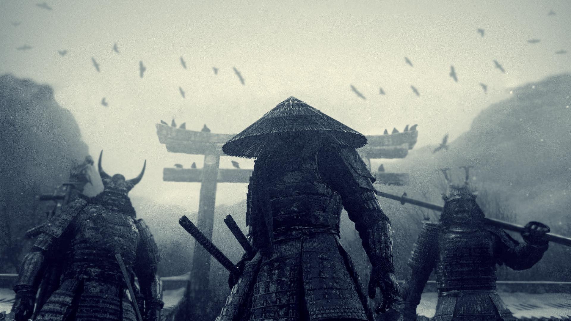Real Samurai Wallpapers - Top Free Real