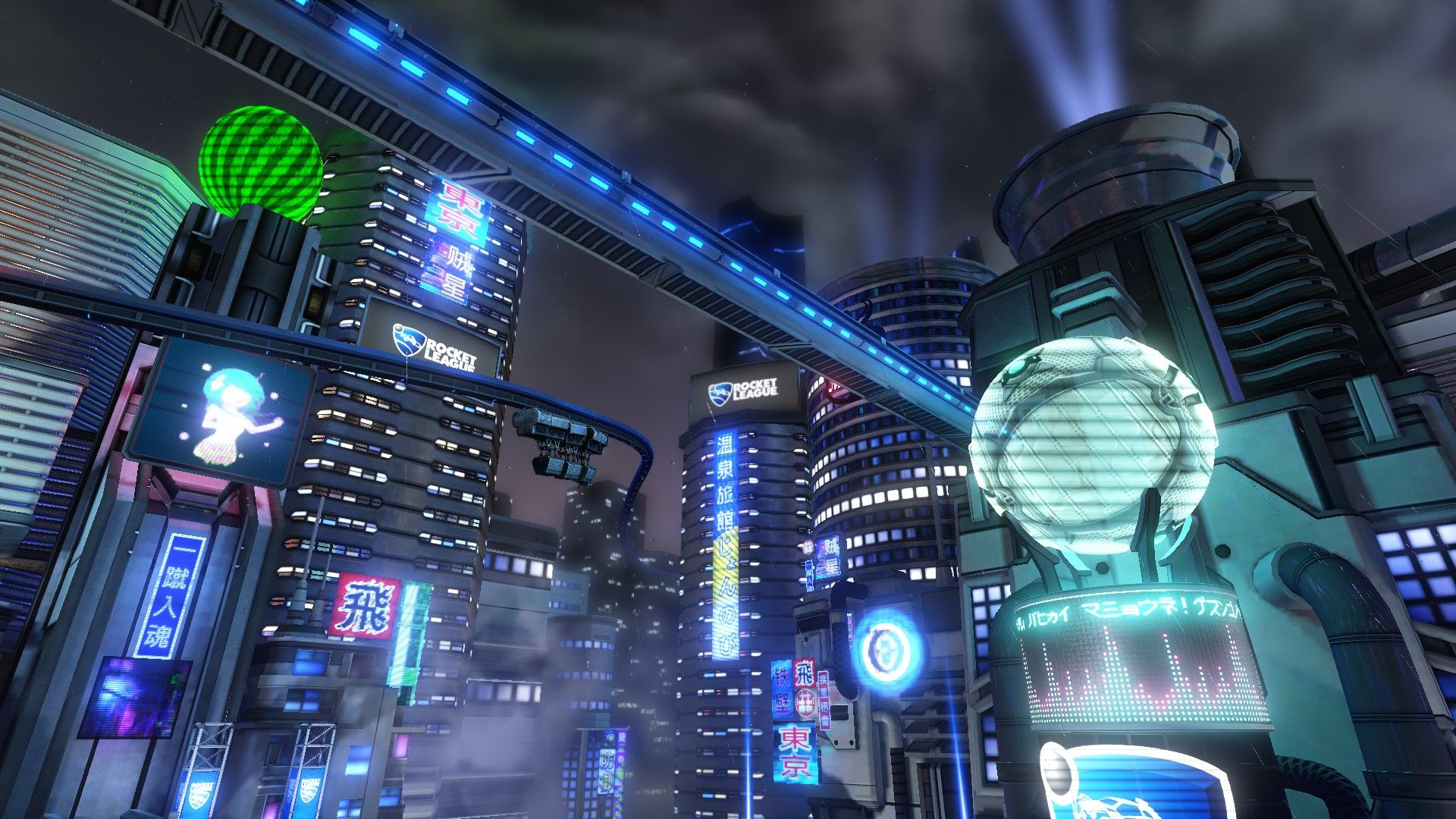 Top Free Tokyo Neon Backgrounds