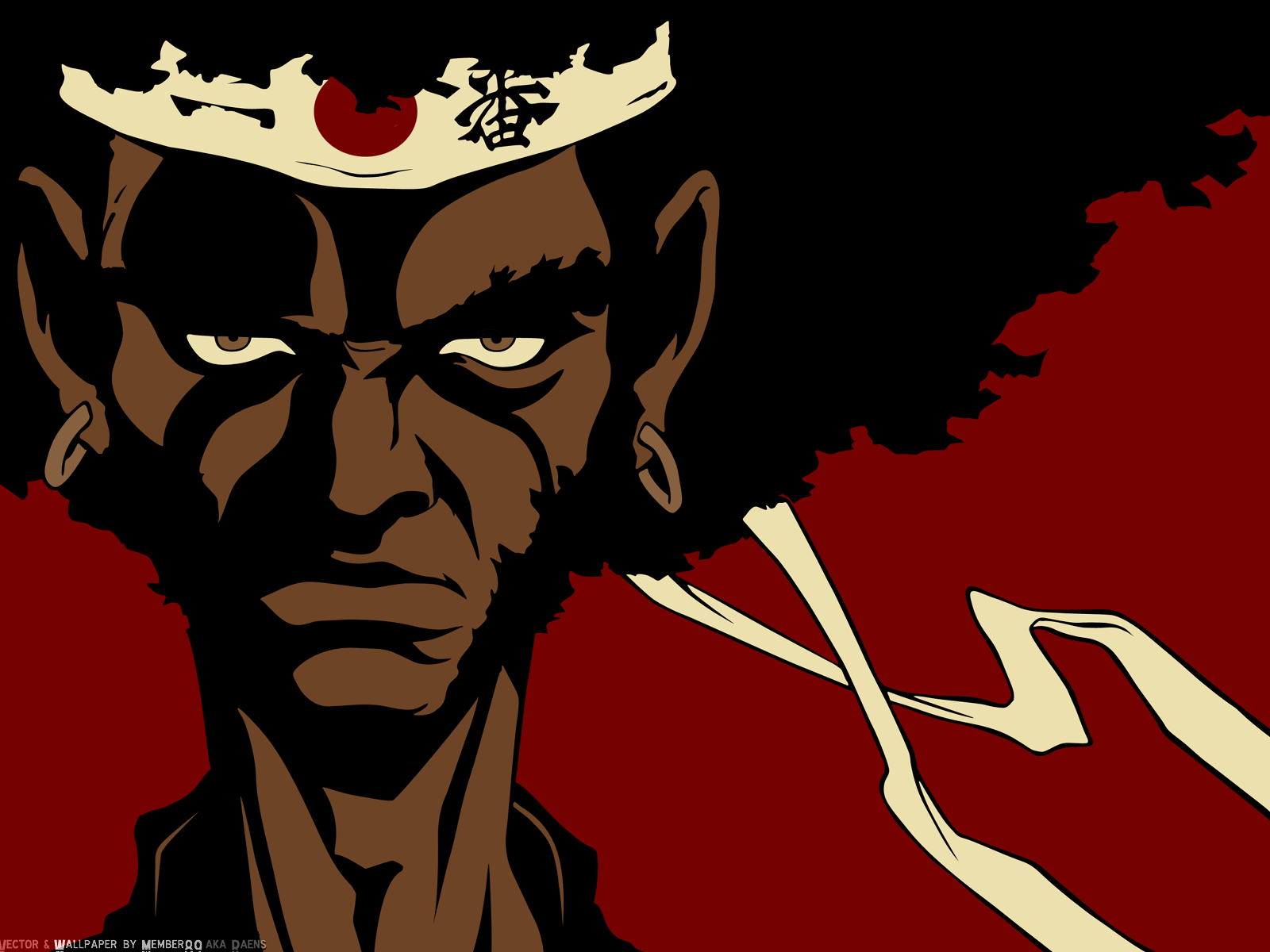 Afro Samurai Wallpapers Top Free Afro Samurai Backgrounds