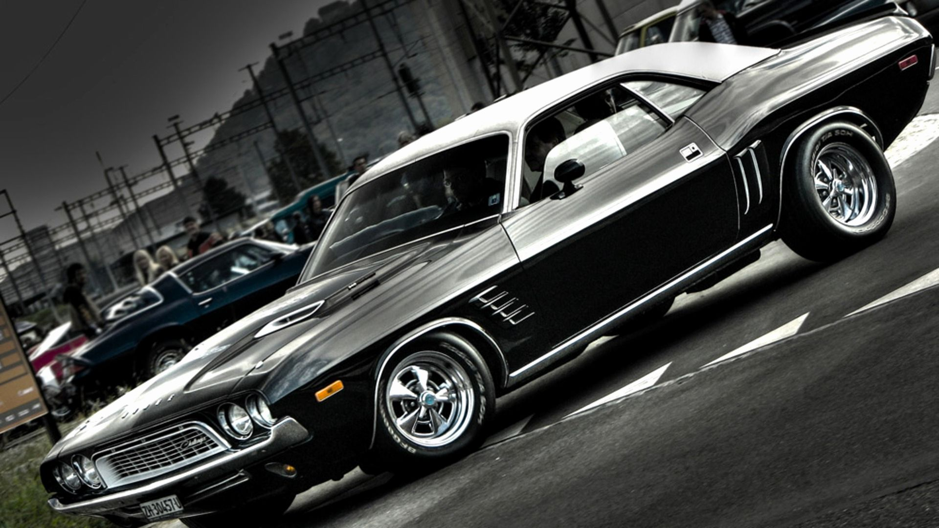 37 Best Free American Muscle Car Wallpapers Wallpaperaccess