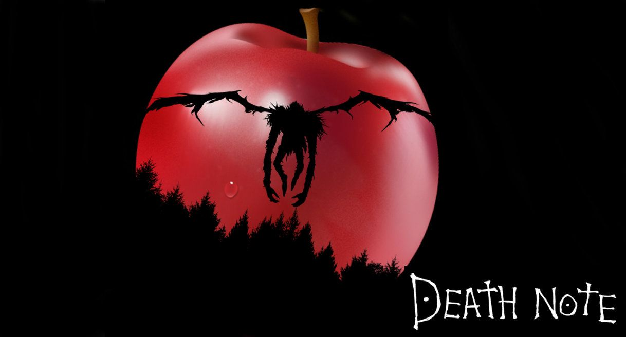 Death Note Ryuk Wallpapers Top Free Death Note Ryuk