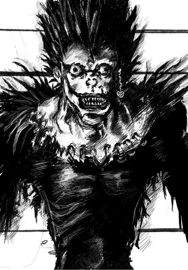 1920x1080 Death Note Ryuk Wallpapers Click