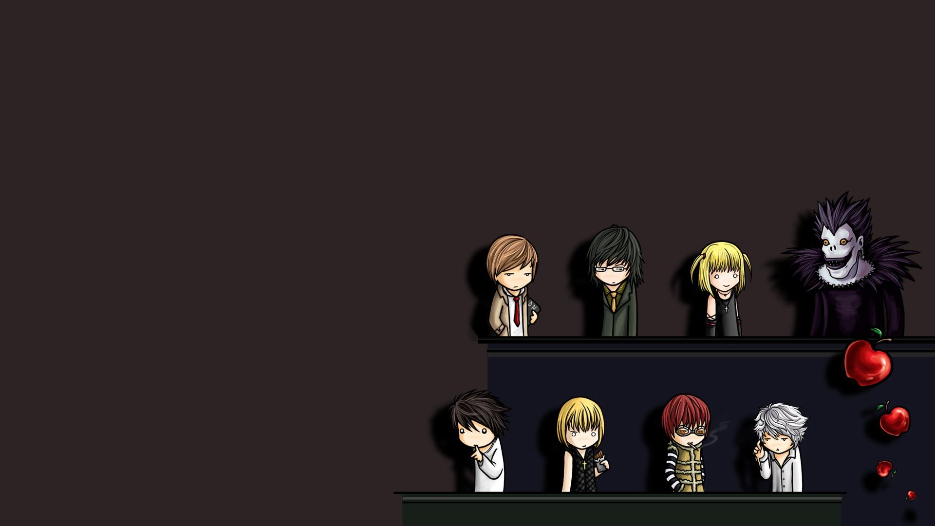 Death Note Phone Wallpapers Top Free Death Note Phone Backgrounds