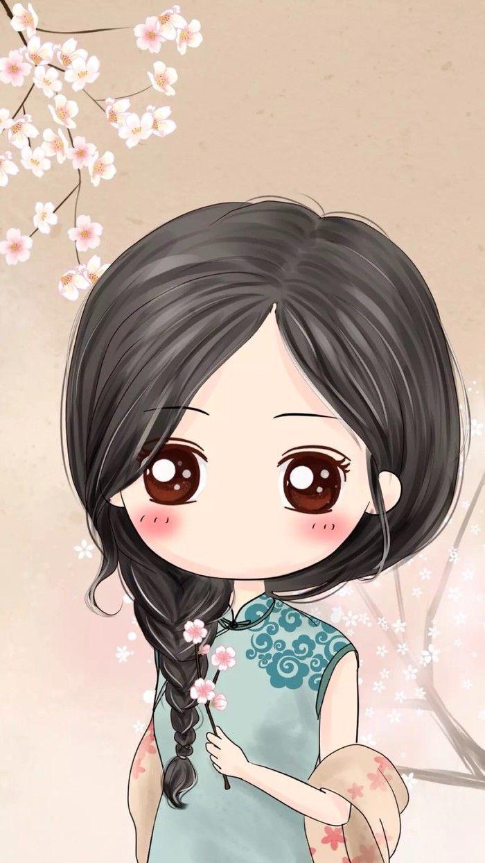 Japanese Cartoon Cute Girly Wallpapers Top Free Japanese Cartoon