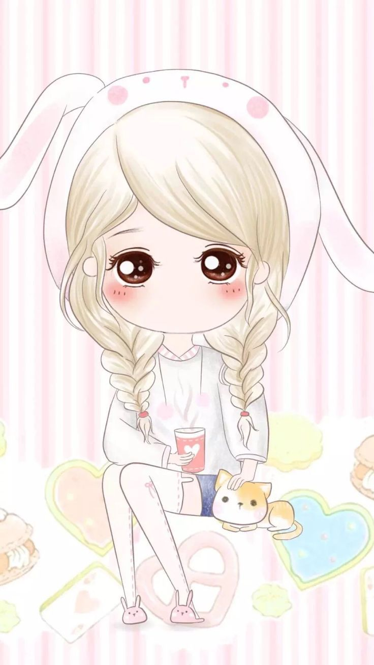 59 Best Free Cute Korean Cartoon Wallpapers Wallpaperaccess