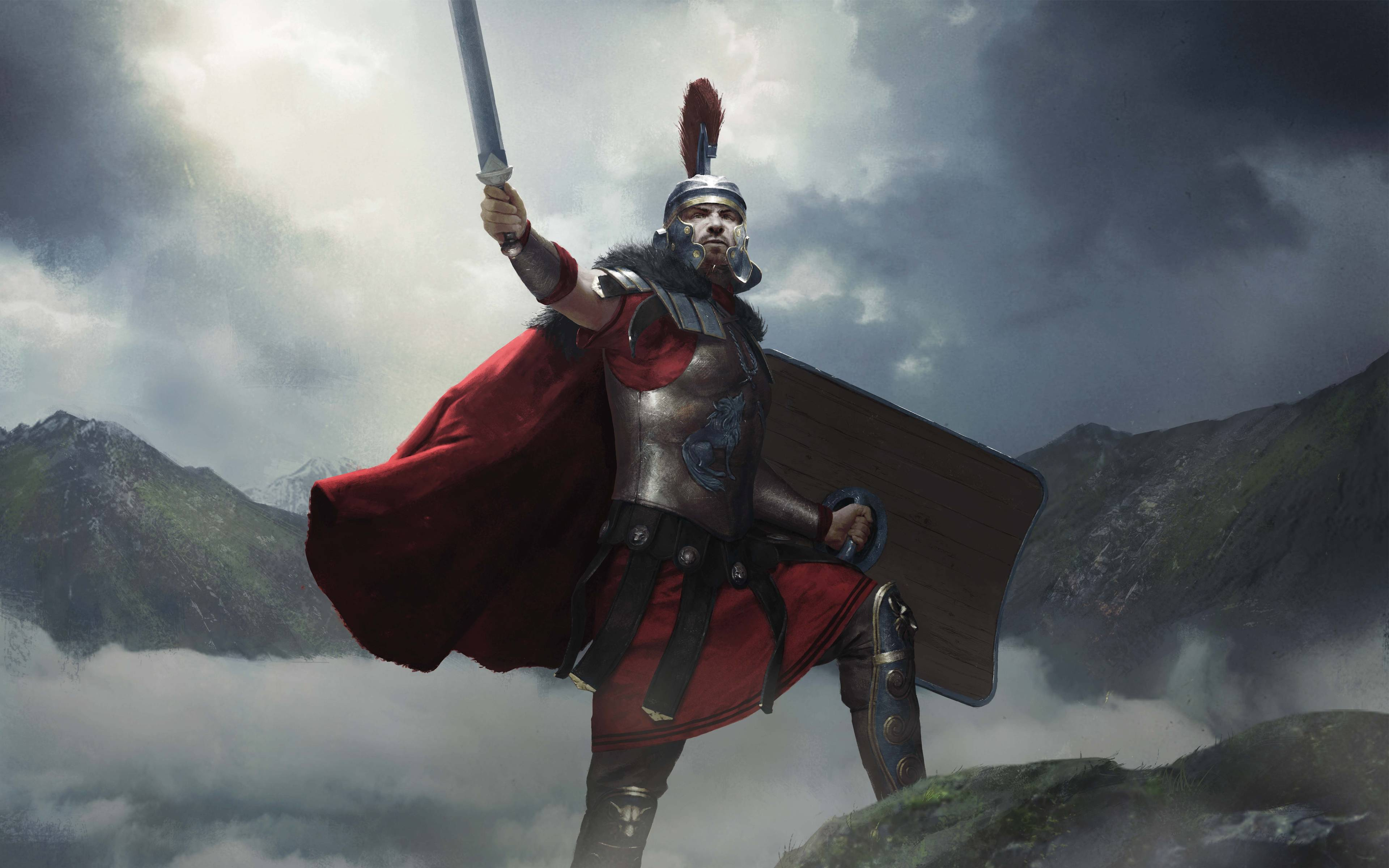 Ancient Roman Soldier Wallpapers Top Free Ancient Roman