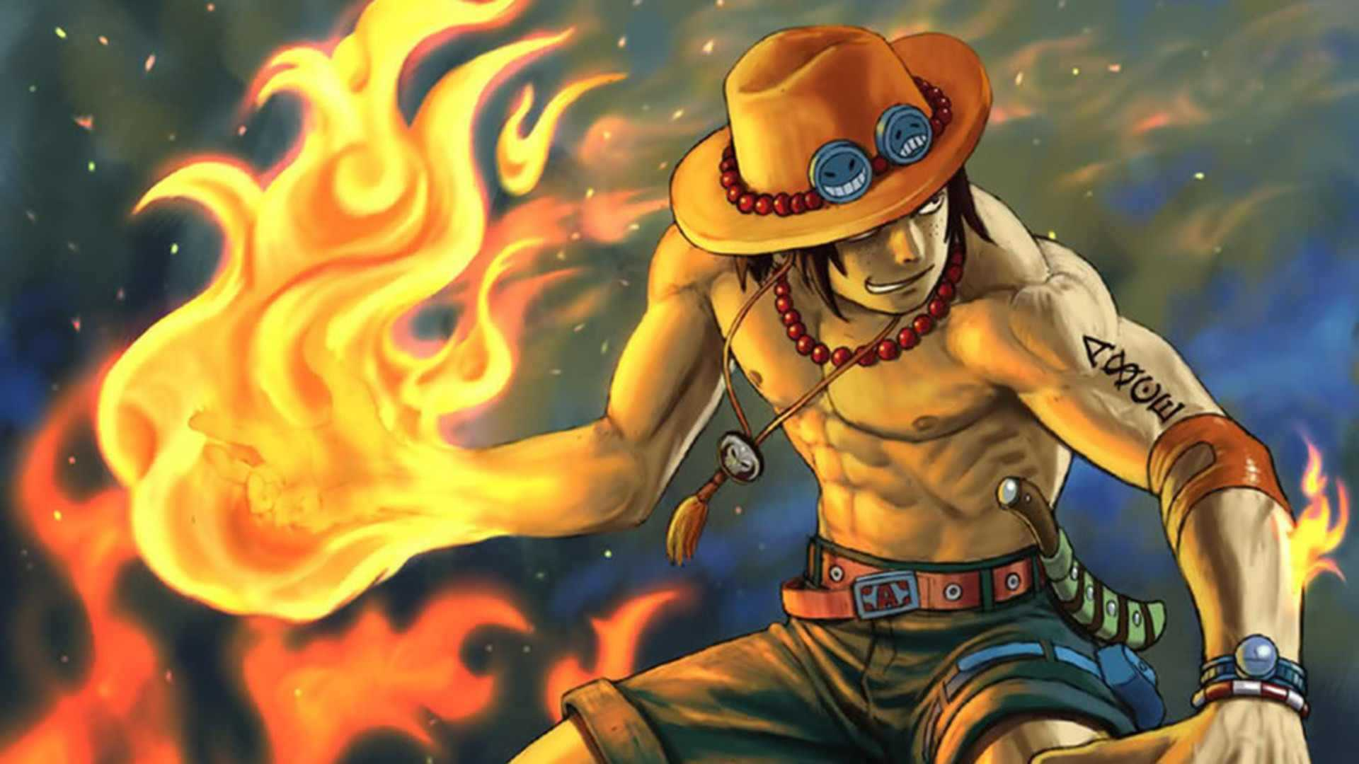 54 Best Free One Piece Ace Wallpapers Wallpaperaccess