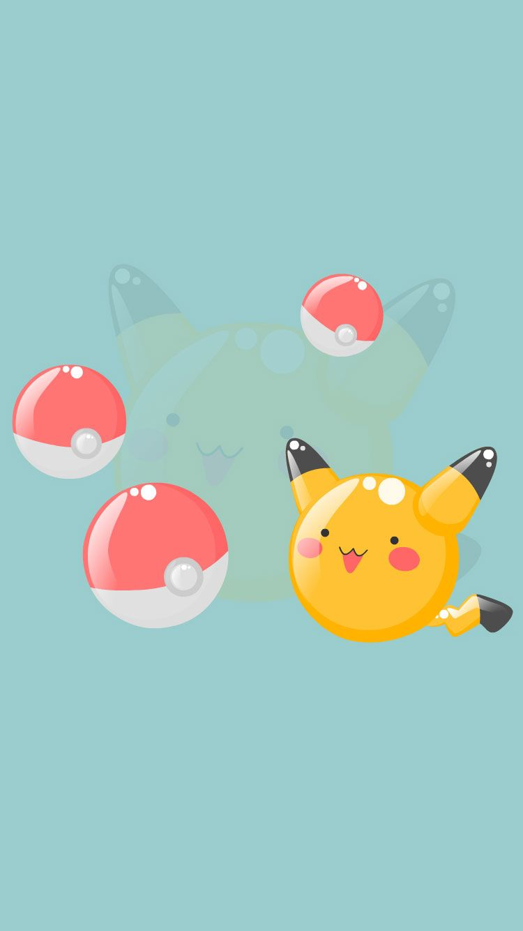 Pikachu Iphone Wallpapers Top Free Pikachu Iphone Backgrounds Wallpaperaccess