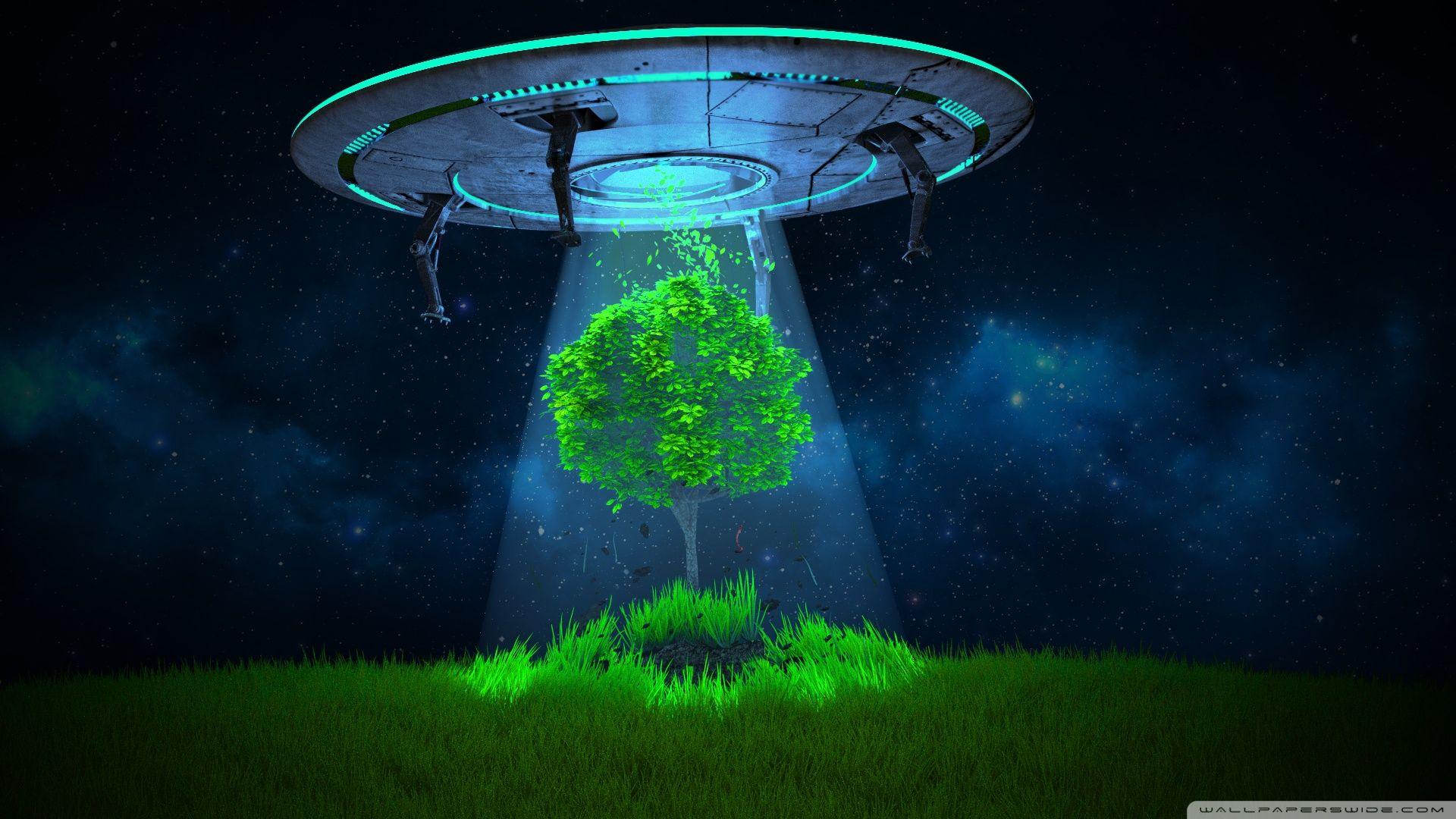 Top Free UFO Backgrounds