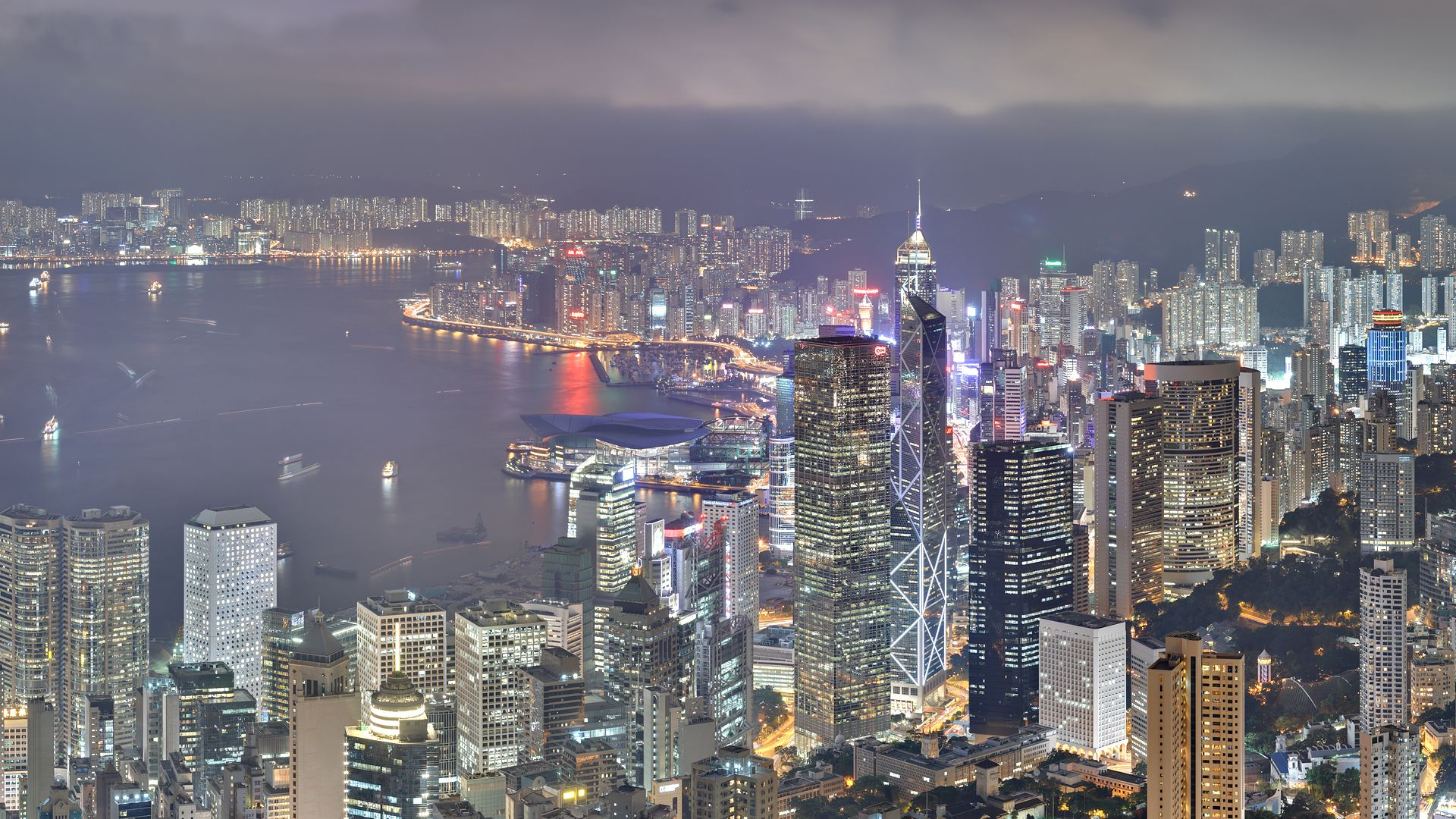 Hong Kong Scenery Wallpapers Top Free Hong Kong Scenery