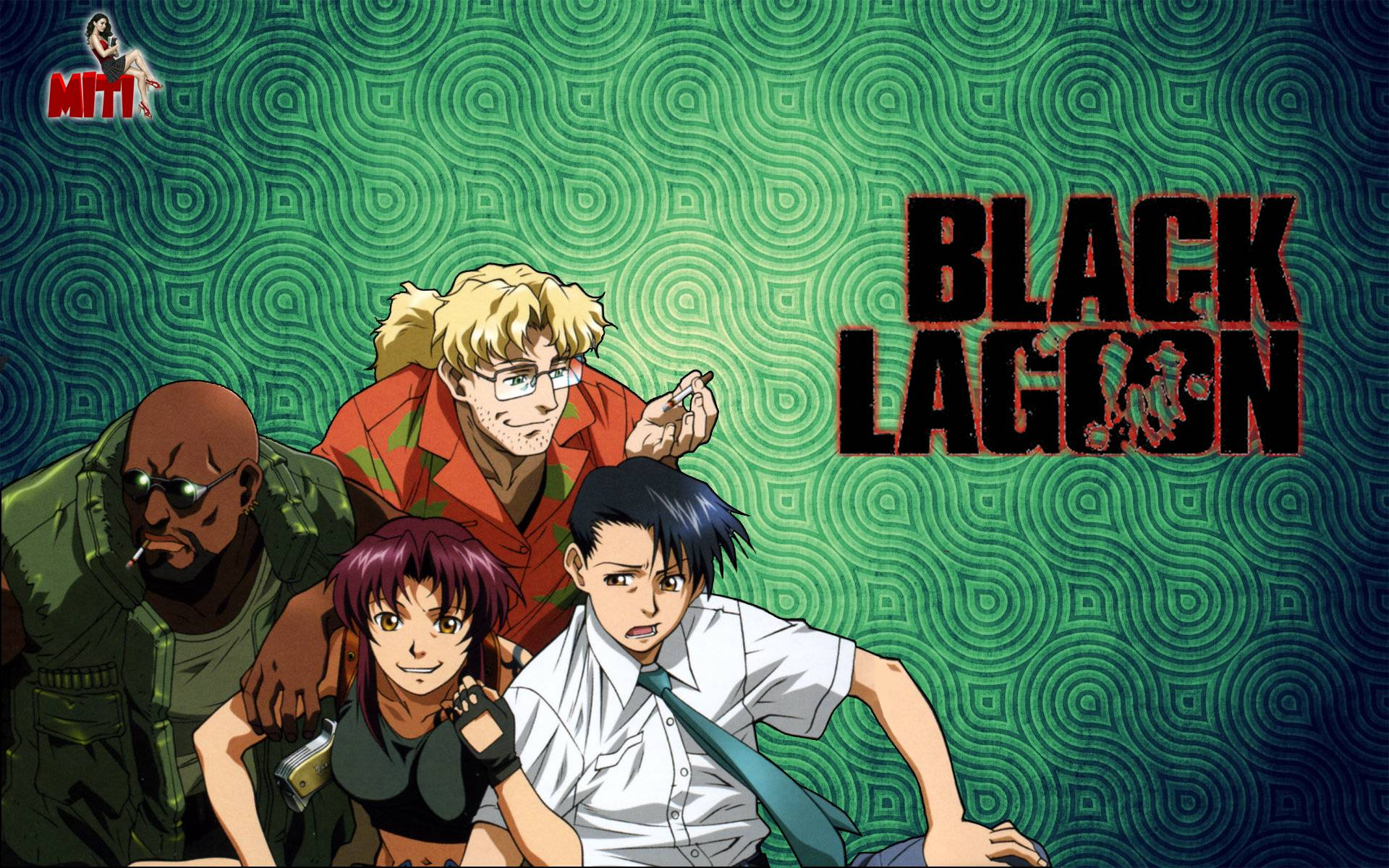 Black Lagoon Wallpapers Top Free Black Lagoon Backgrounds