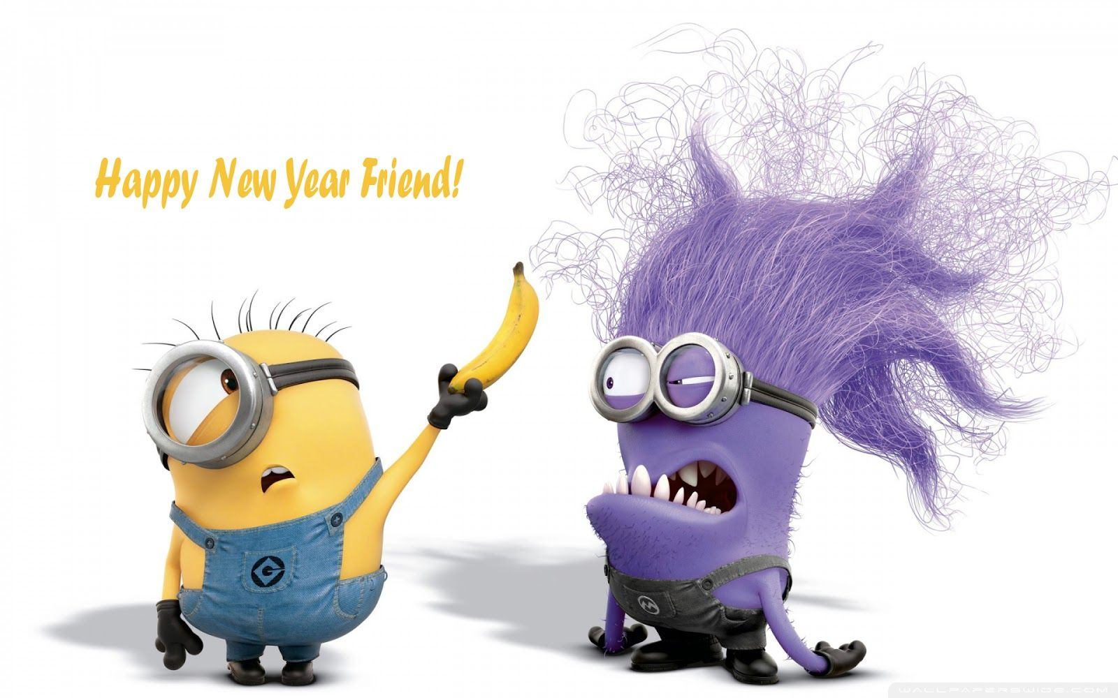 8 Best Free Funny Happy New Year Wallpapers - WallpaperAccess