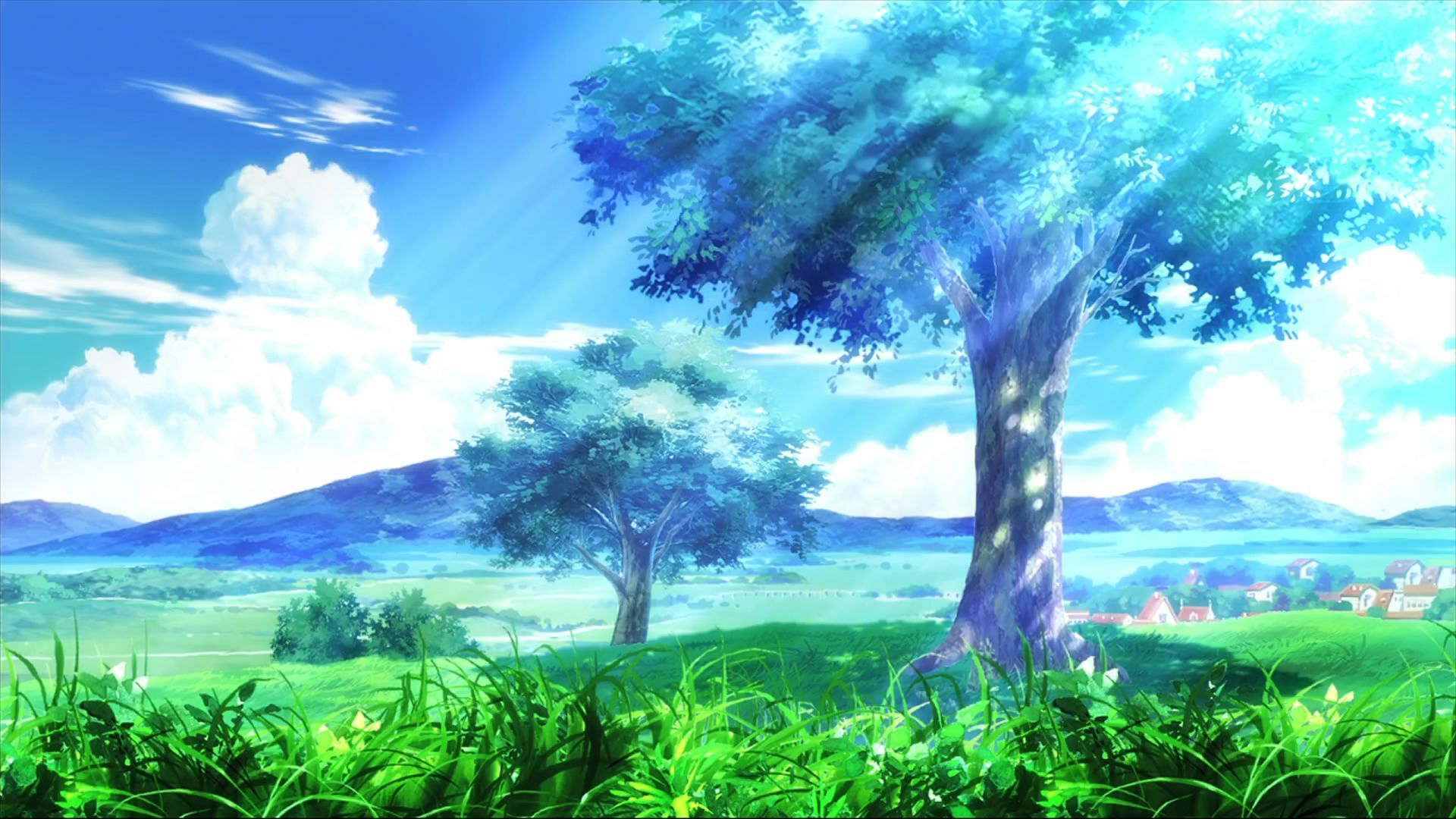 54 Best Free Manga Scenery Wallpapers Wallpaperaccess