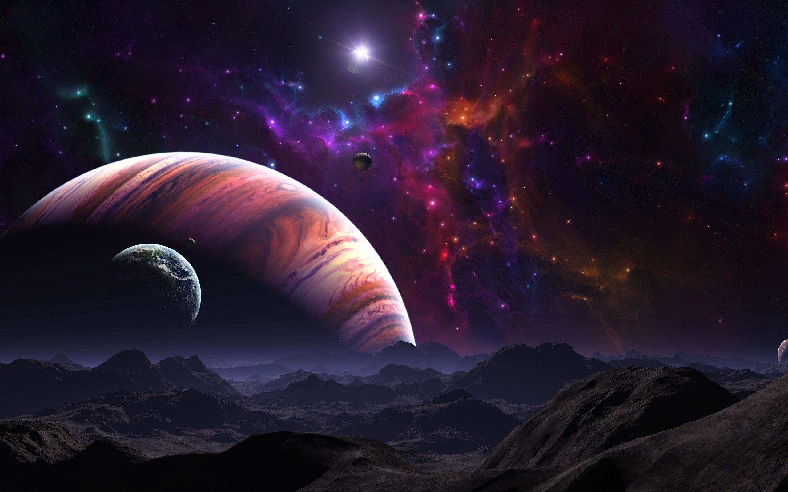 Jupiter Planet HD Wallpapers - Top Free Jupiter Planet HD Backgrounds -  WallpaperAccess