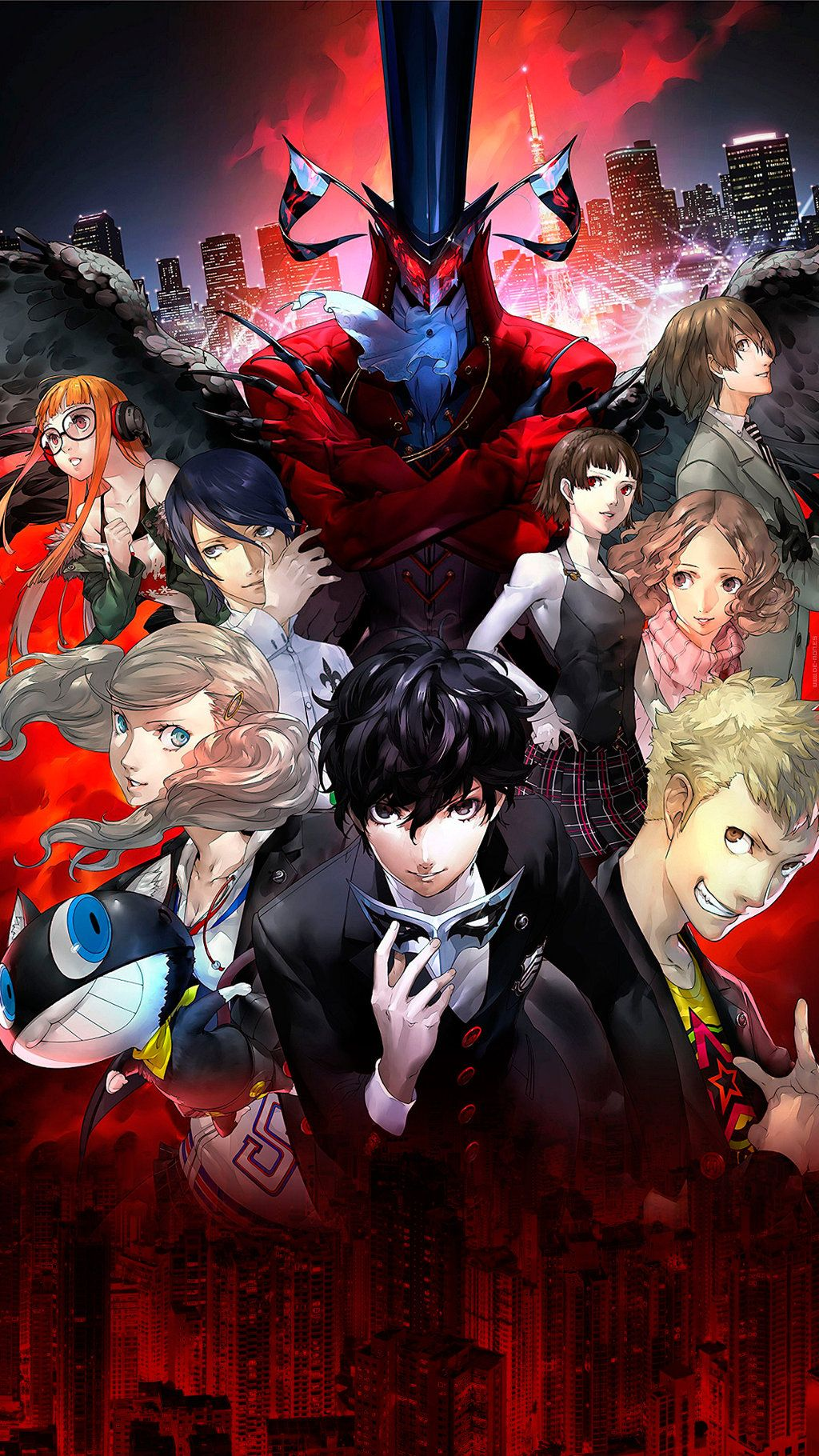 Persona 5 4K Wallpapers - Top Free Persona 5 4K ...