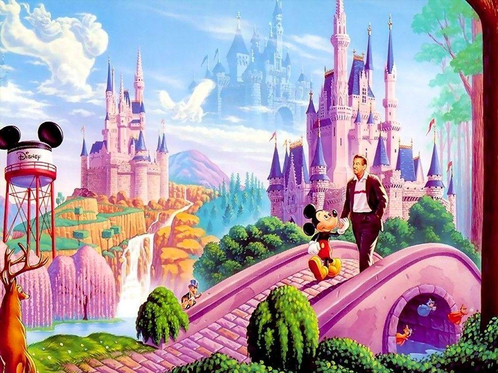1024x768 Walt Disney hình nền Number 1 (1024 x 768 Pixels)