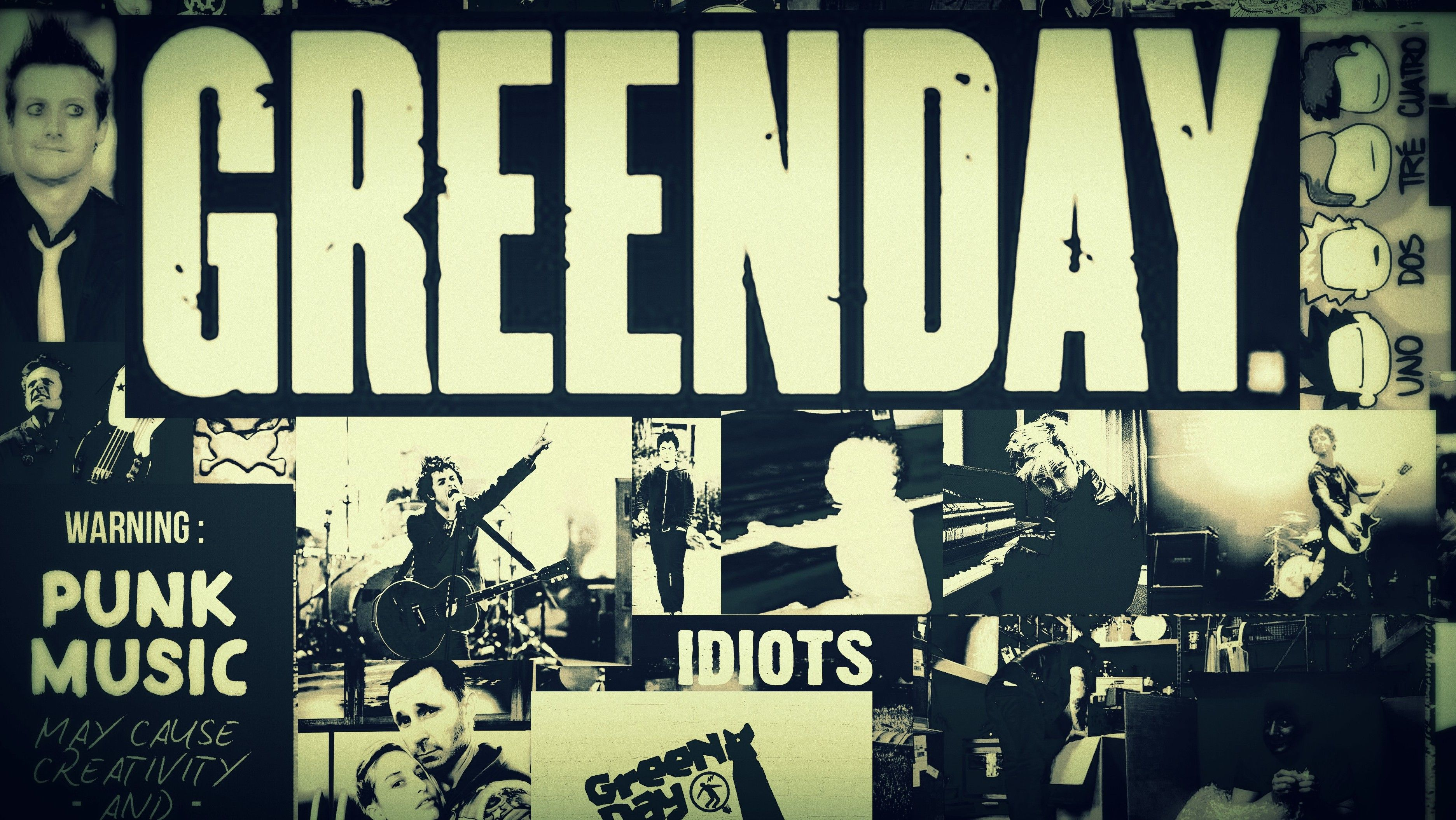 Green Day Wallpapers Top Free Green Day Backgrounds