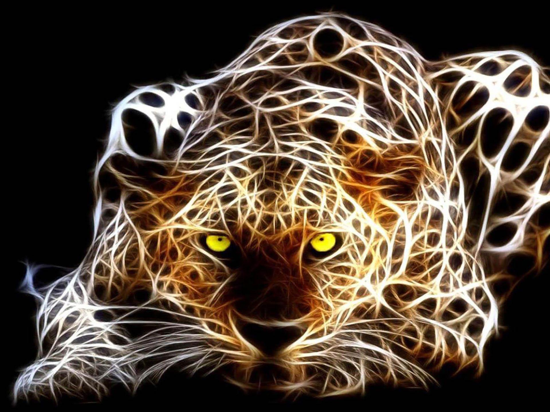 Animated Cheetah Wallpaper 3d animal iphone wallpapers - top free 3d animal iphone