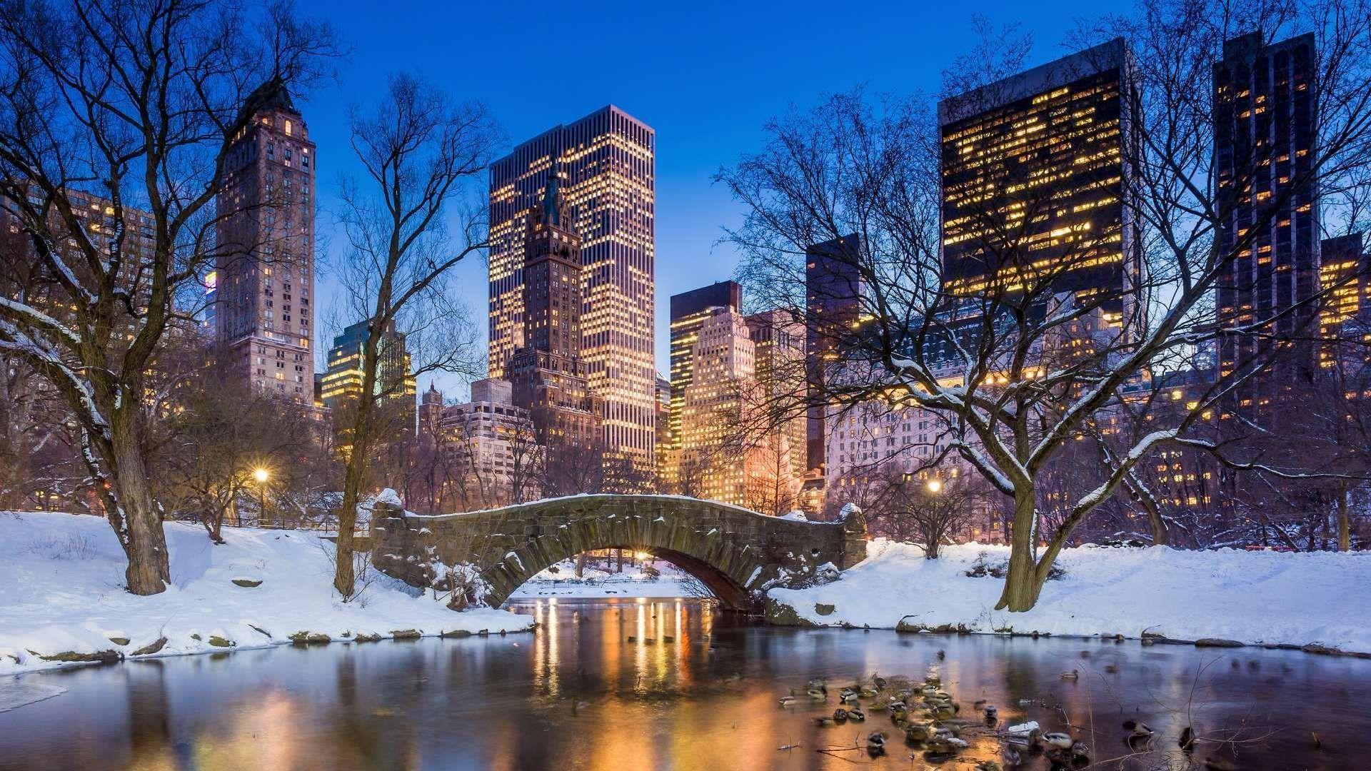 New York For Christmas.New York Christmas Wallpapers Top Free New York Christmas