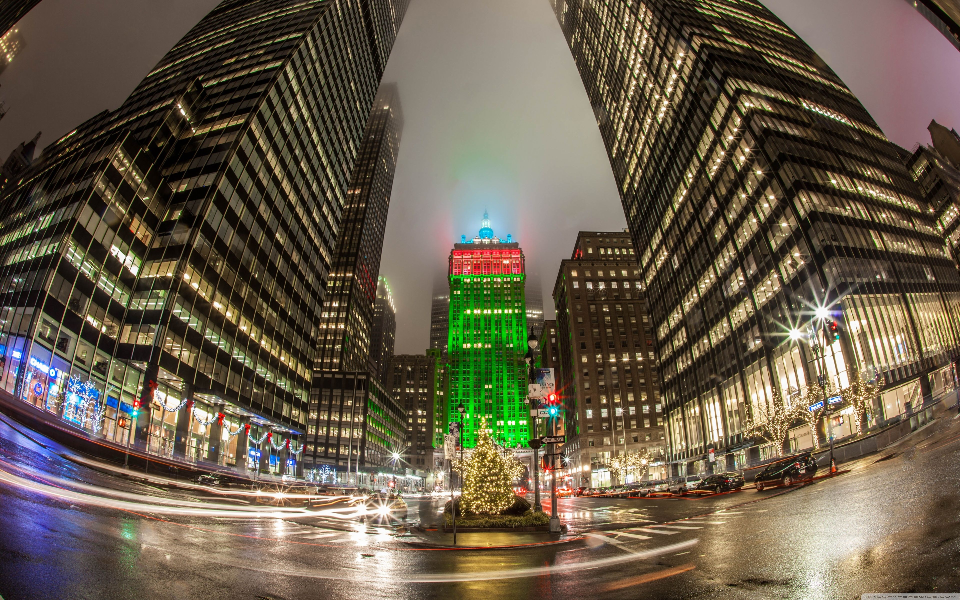 New York During Christmas Time.New York Christmas Wallpapers Top Free New York Christmas