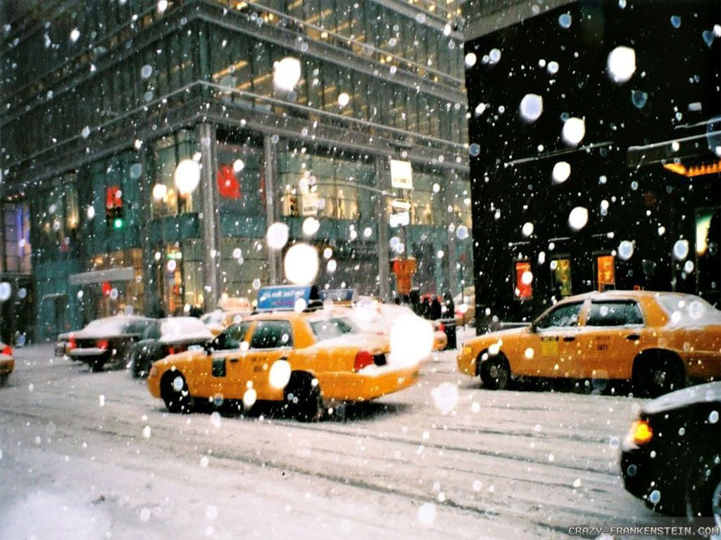 New York Snow Wallpapers Top Free New York Snow Backgrounds Wallpaperaccess
