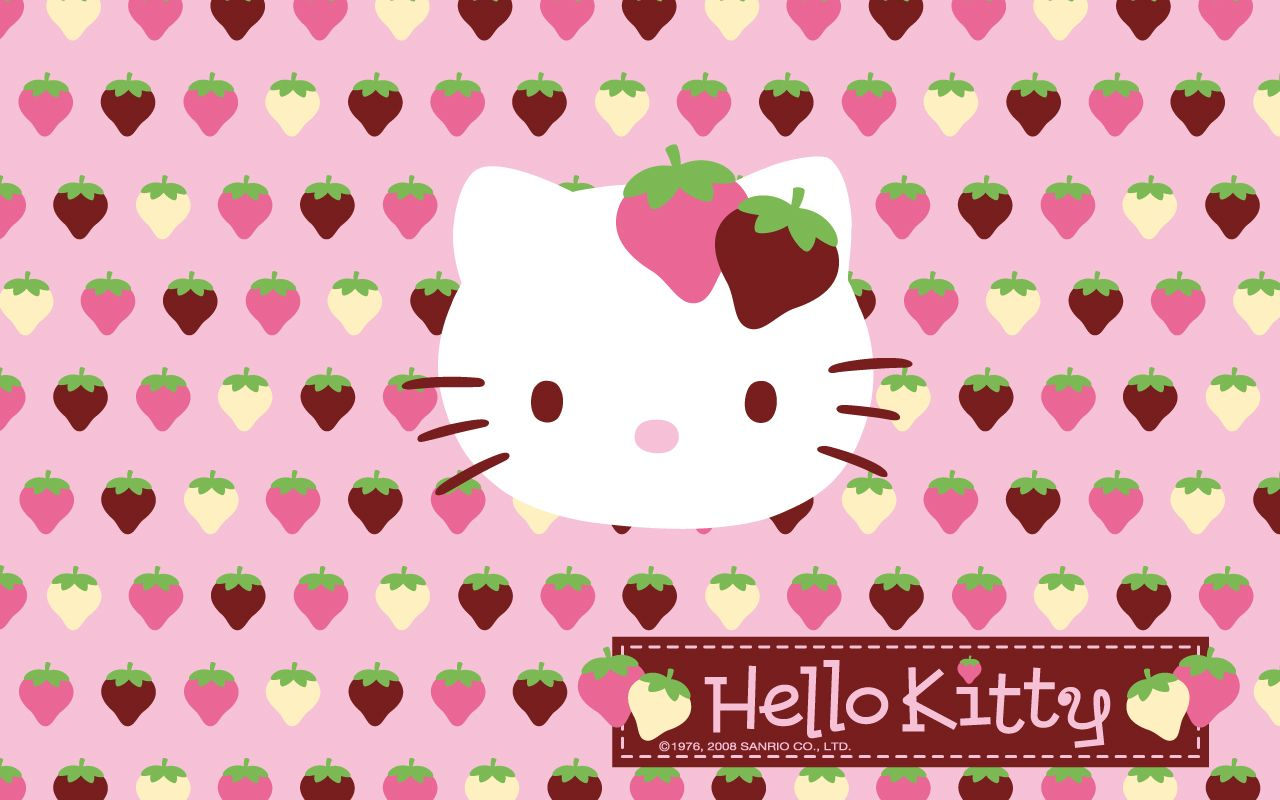 Hello Kitty Desktop Wallpapers Top Free Hello Kitty Desktop