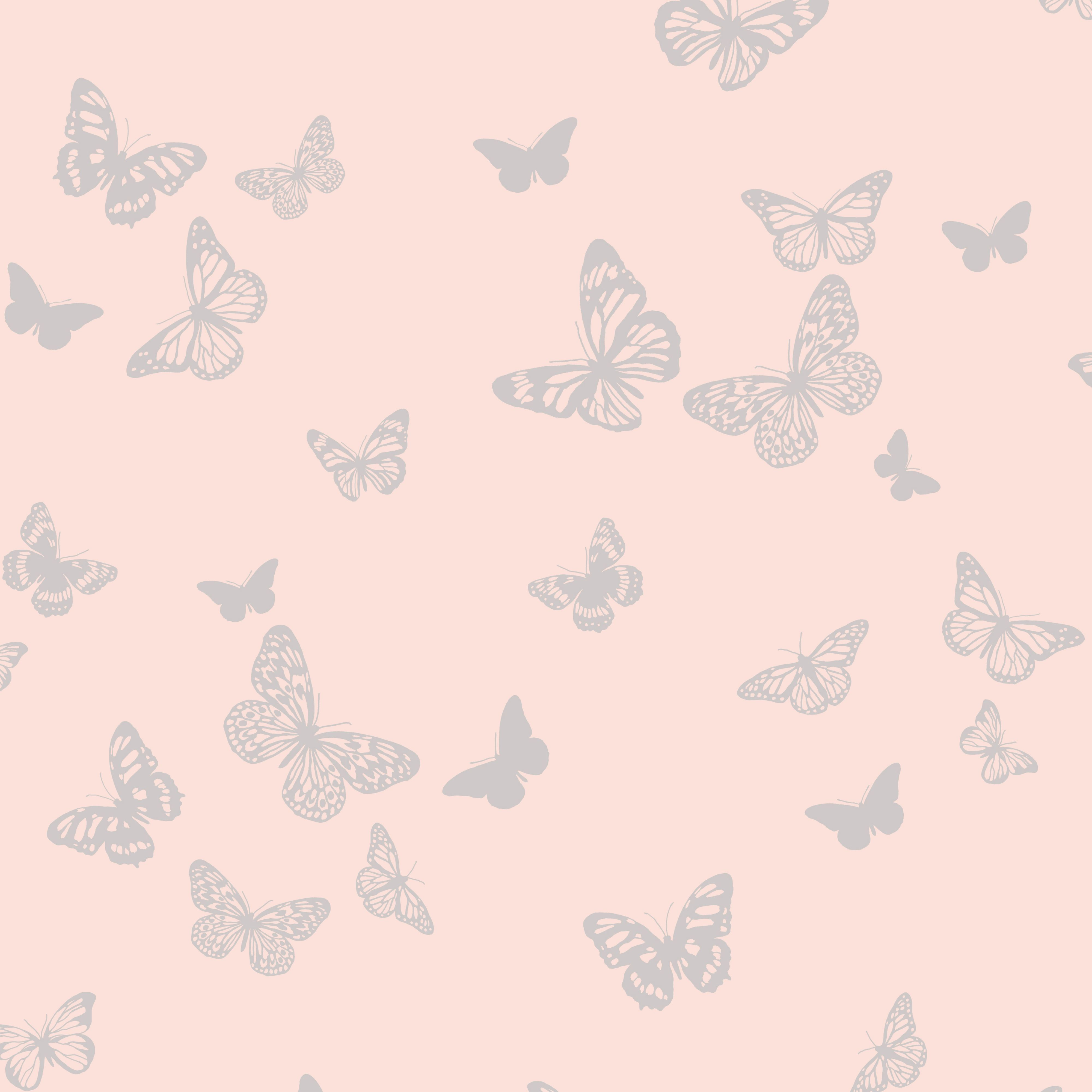 Pink Butterfly Wallpapers Top Free Pink Butterfly Backgrounds Wallpaperaccess wallpaperaccess
