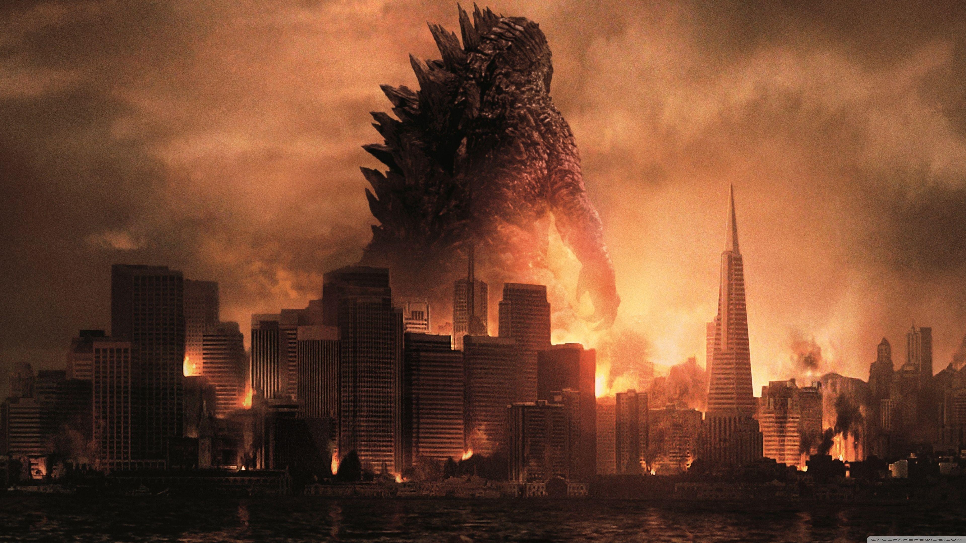3840x2160 Godzilla Monsters ❤ Hình nền máy tính để bàn 4K HD cho TV 4K Ultra HD