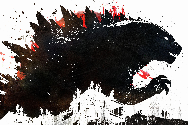 Hình nền Godzilla 3000x2000 Hình nền và hình nền Godzilla Full HD thanh lịch