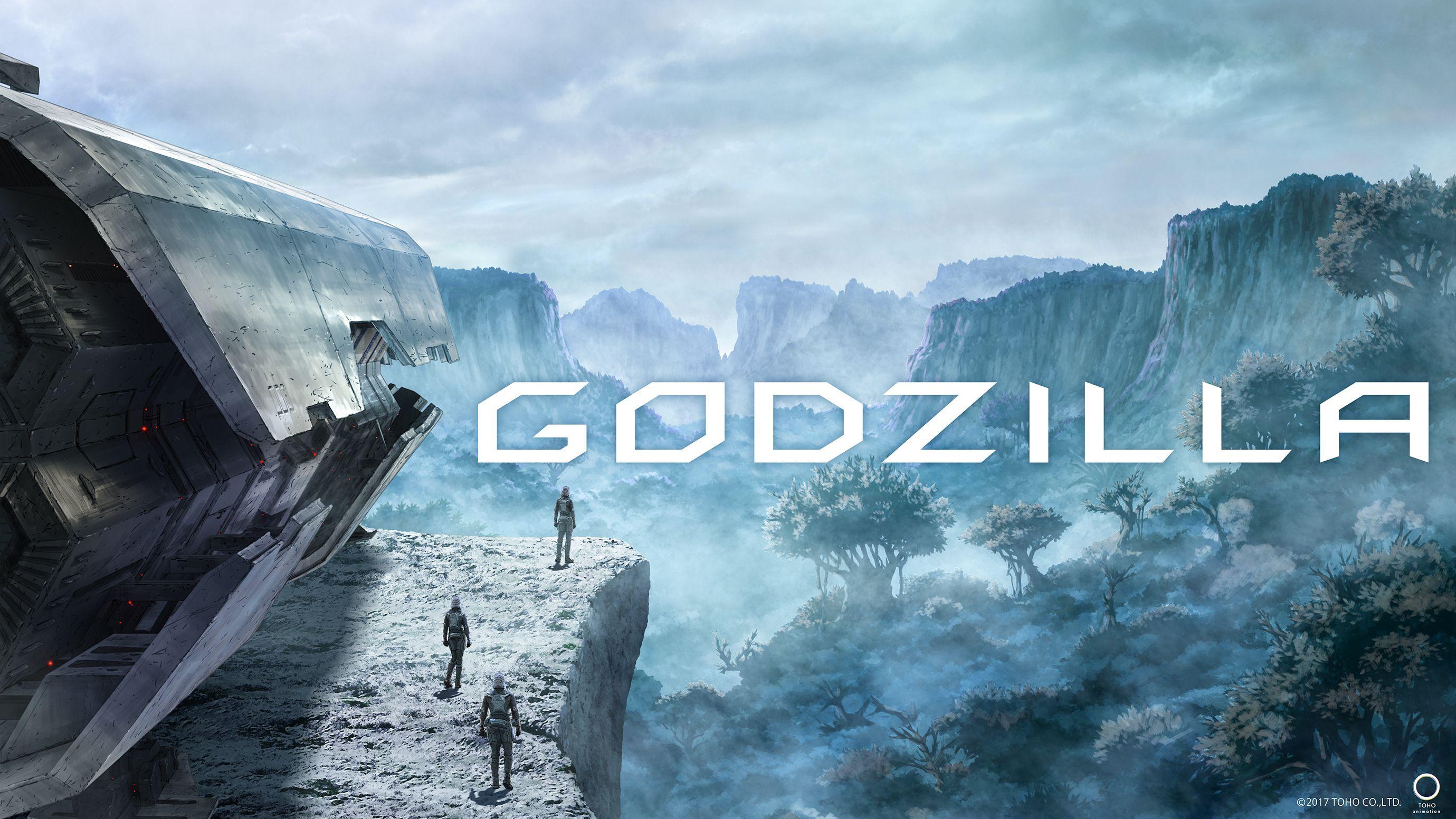2759x1552 Hình nền Godzilla, Anime, 2017, độ phân giải cao, Anime