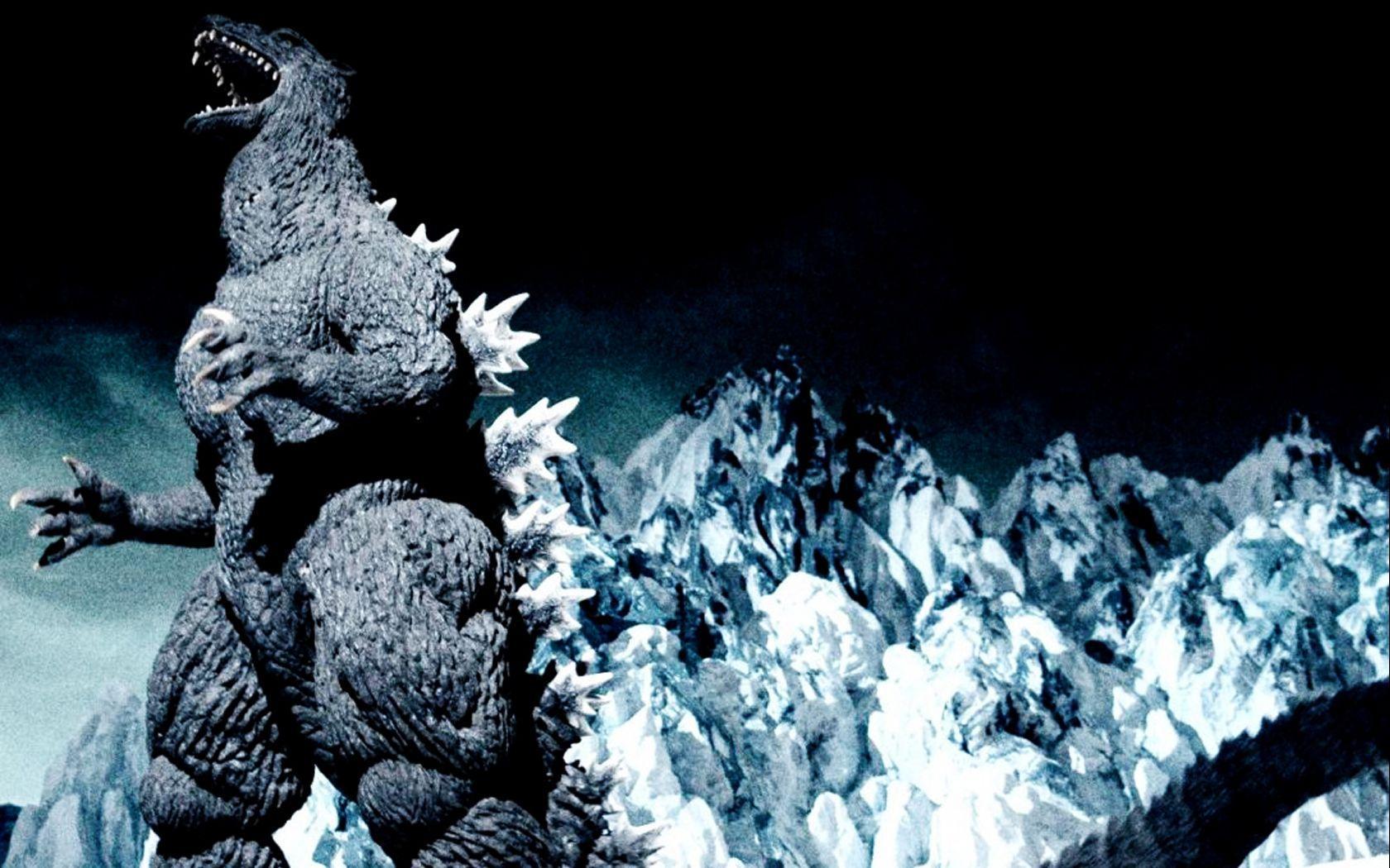 1680x1050 Godzilla hình nền
