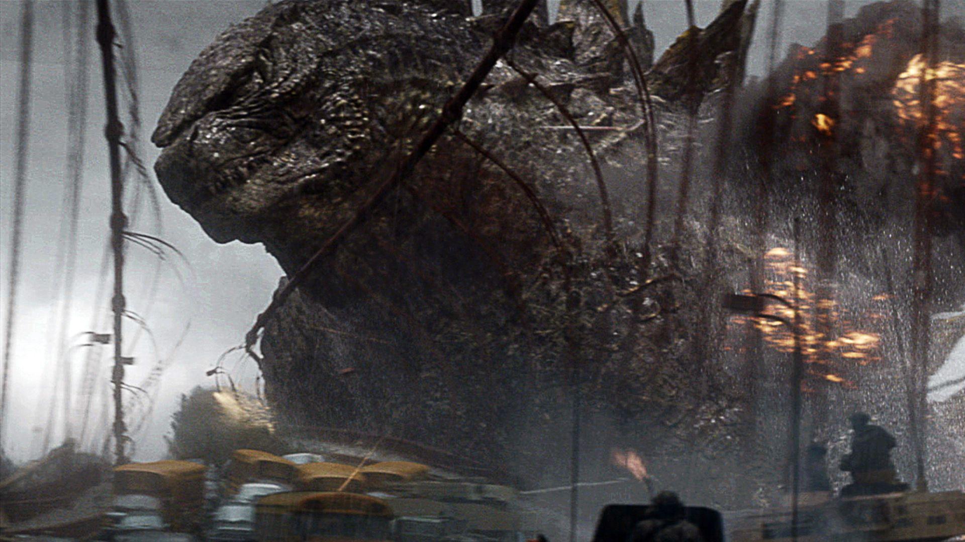 1920x1080 Godzilla 2014 Hình nền cho iPhone Là Hình nền 4K