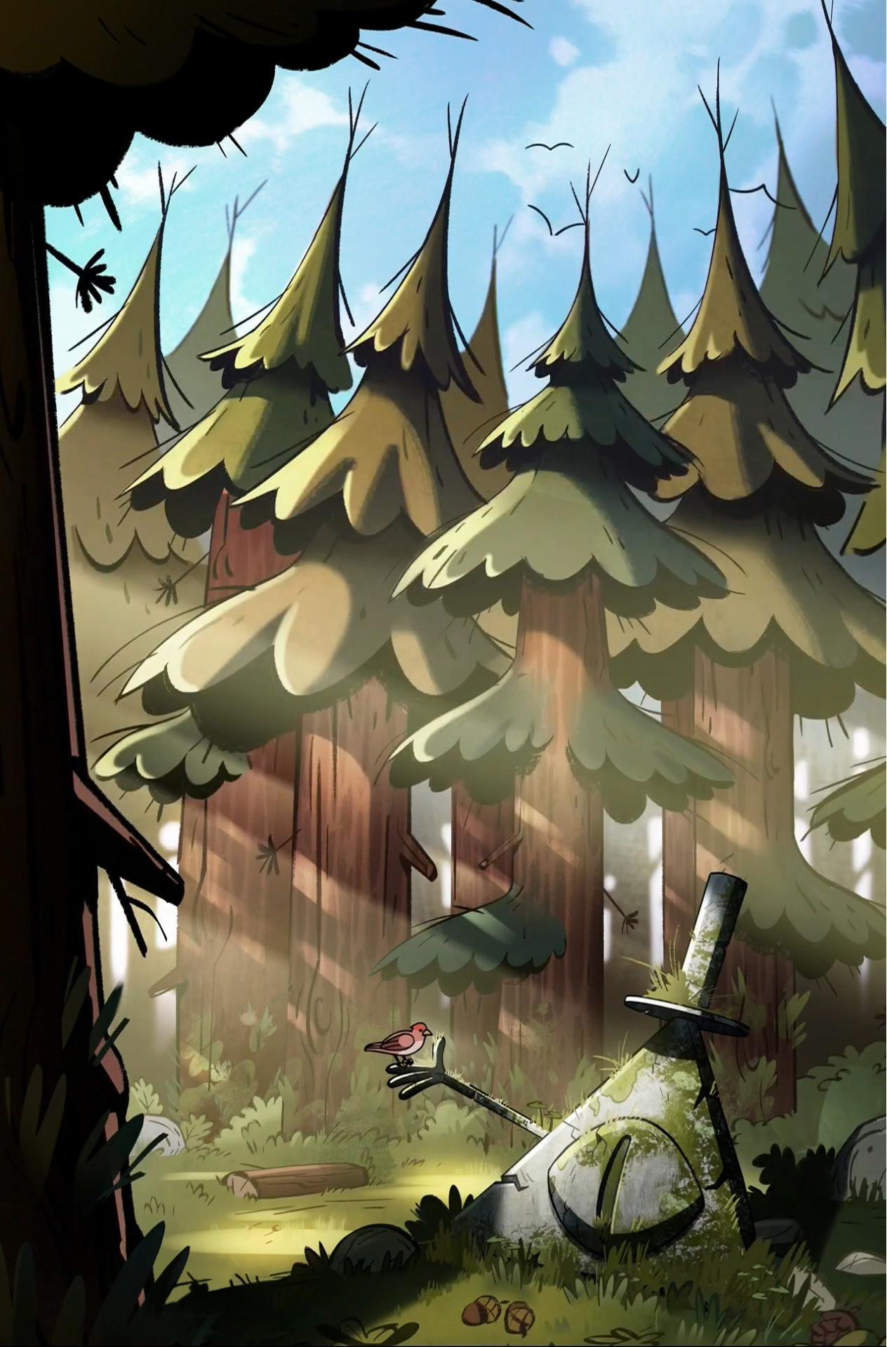 Gravity Falls Wallpapers Top Free Gravity Falls