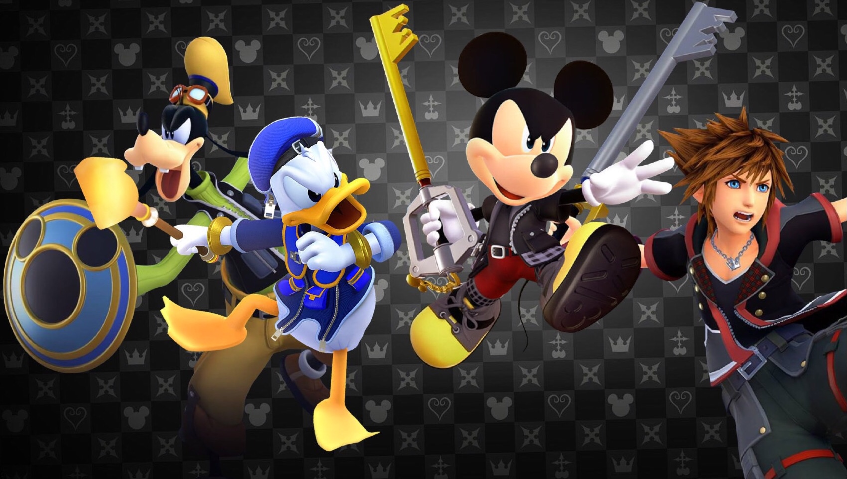 Kingdom Hearts 3 Wallpapers Top Free Kingdom Hearts 3