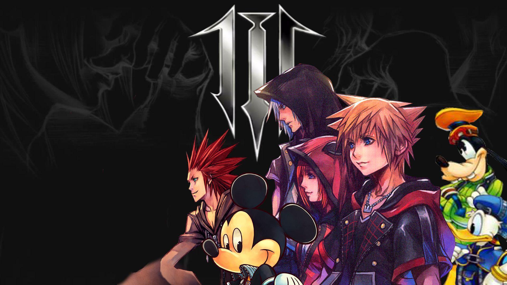Kingdom Hearts 3 Wallpapers Top Free Kingdom Hearts 3