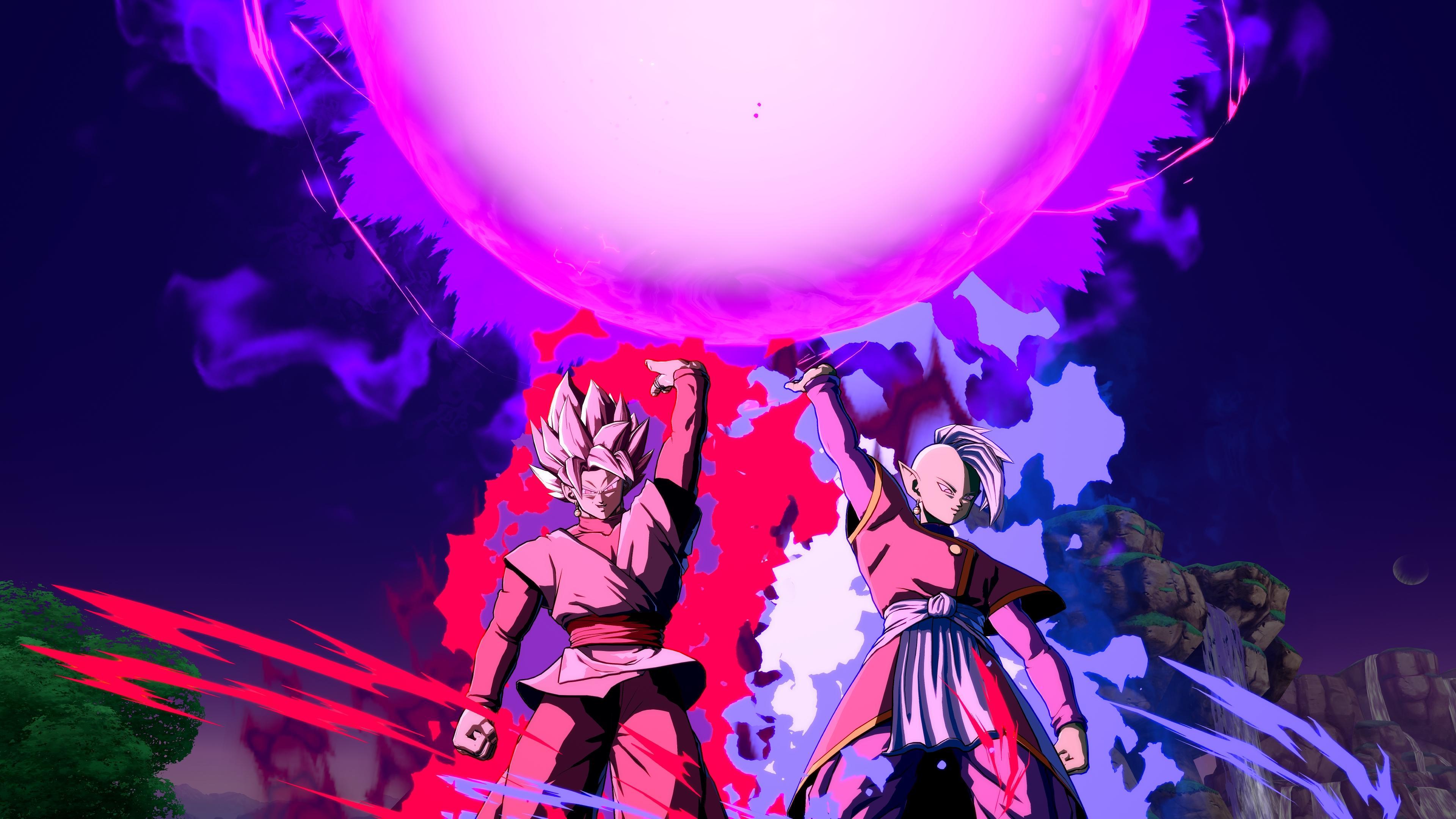 Goku Black Wallpapers Top Free Goku Black Backgrounds
