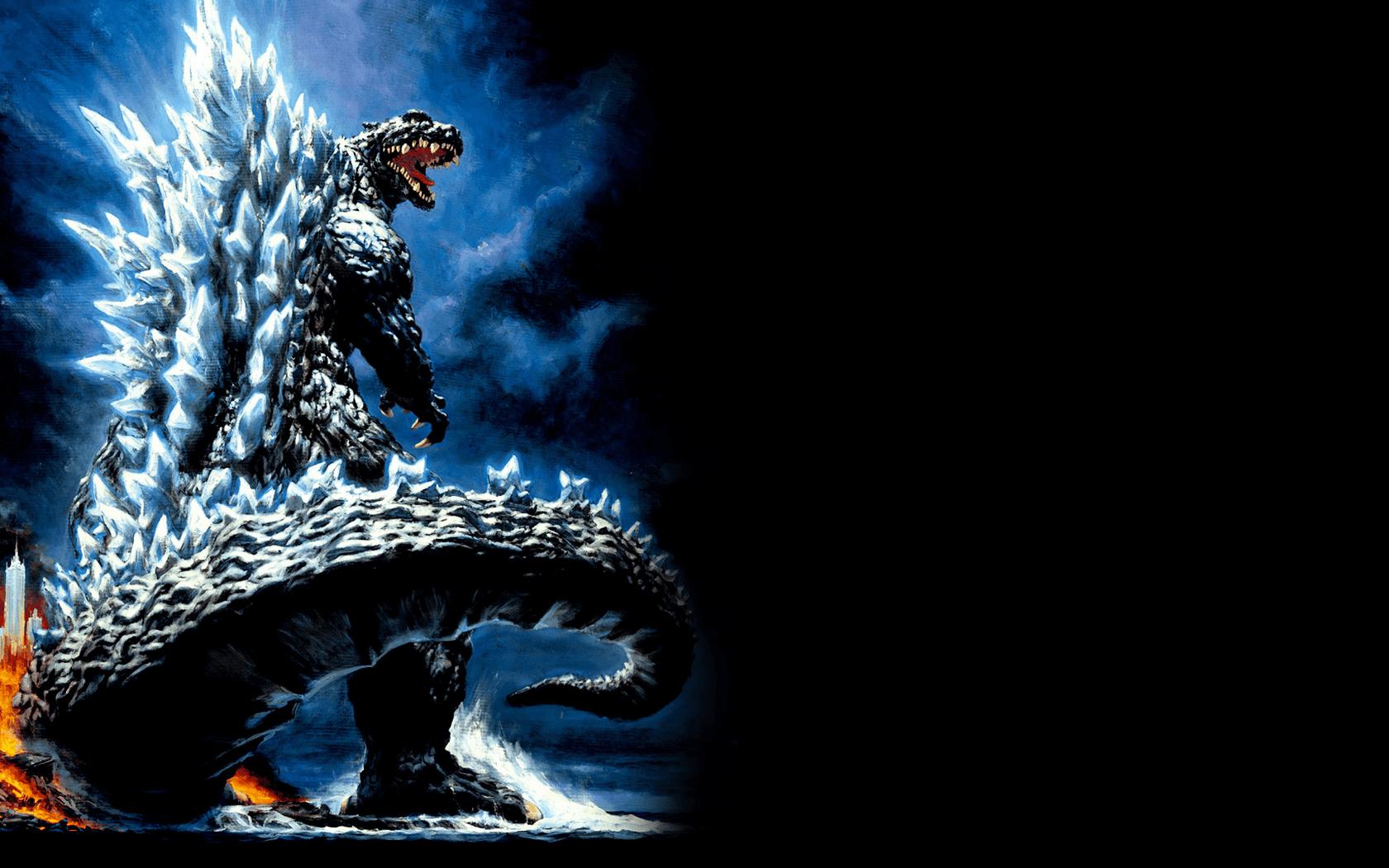 1680x1050 Hình ảnh Tuyệt vời.  Hình nền định nghĩa Godzilla HQ