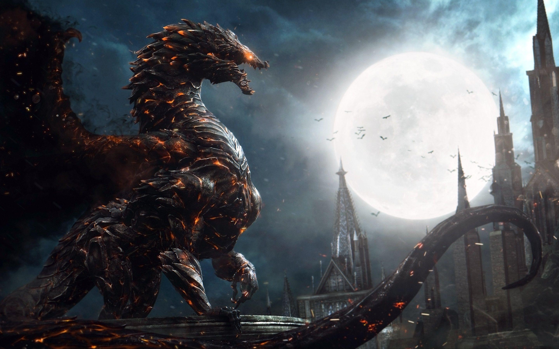 2880x1800 Godzilla Background Tải xuống miễn phí
