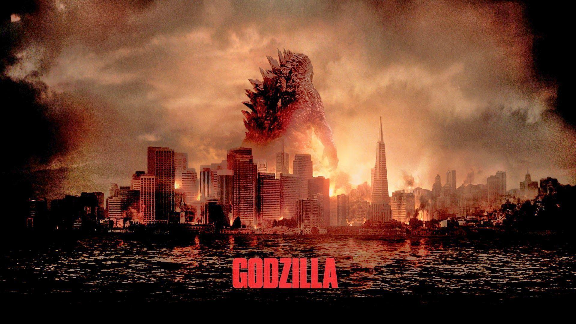 1920x1080 Godzilla