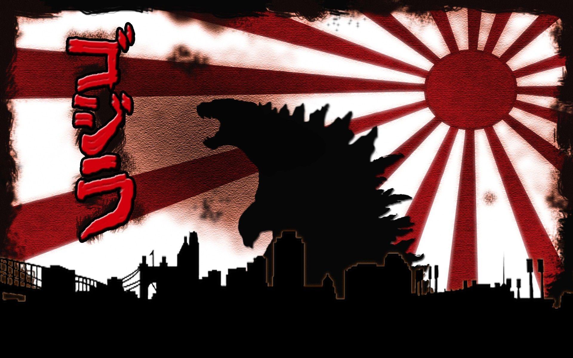 1920x1200 Godzilla Kaiju