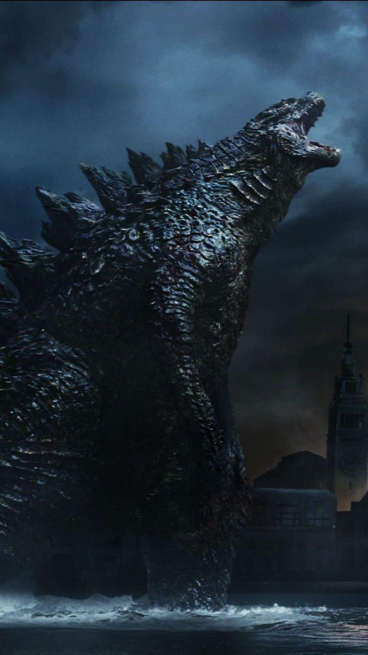 Hình ảnh iPhone 720x1280 Godzilla là Hình nền 4K
