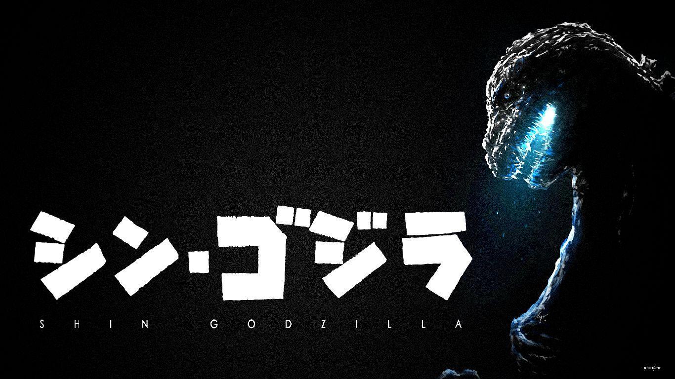 Hình nền Godzilla 1366x768 cho máy tính để bàn