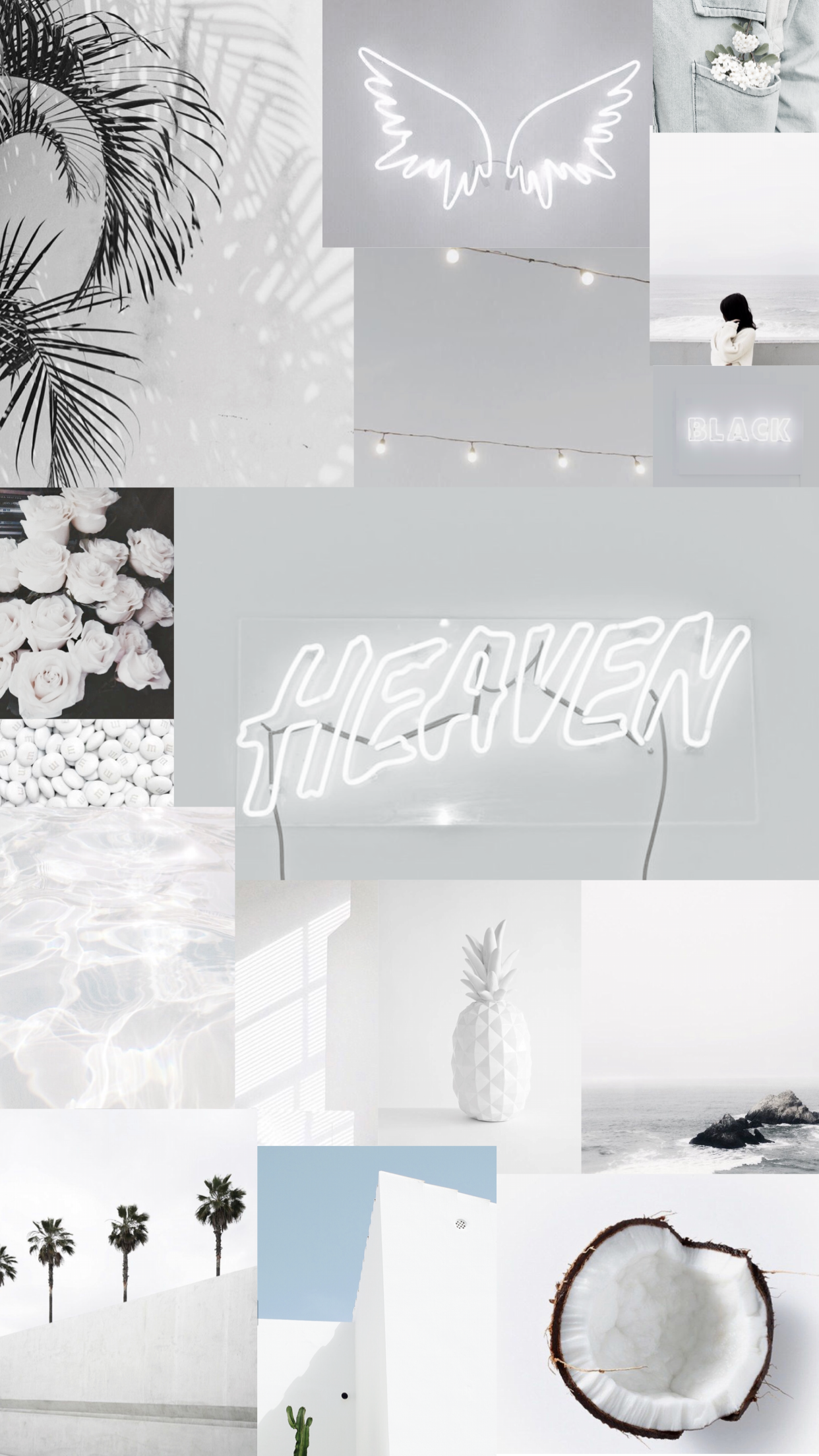 White Aesthetic Iphone Wallpapers Top Free White Aesthetic Iphone Backgrounds Wallpaperaccess