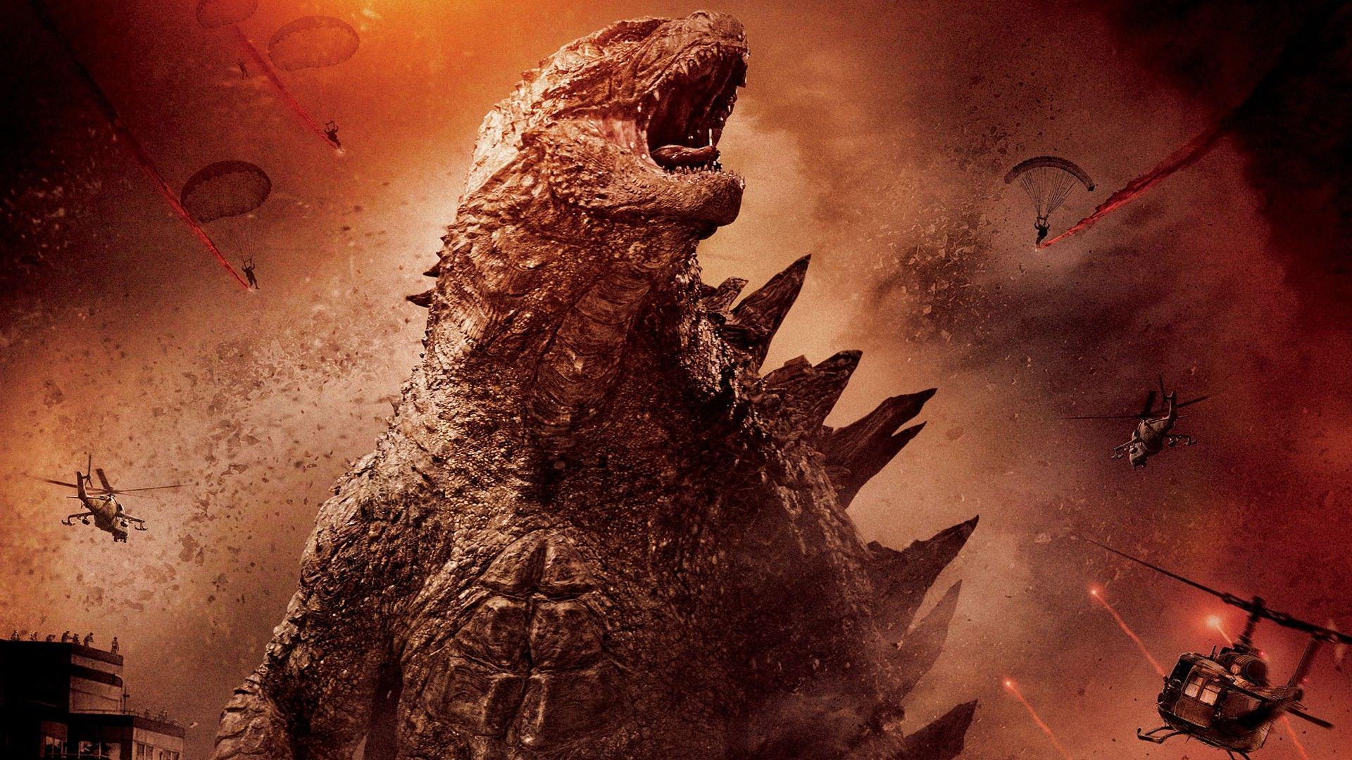 1920x1080 Hình nền Godzilla mới 1920x108 WTG2004667 4K