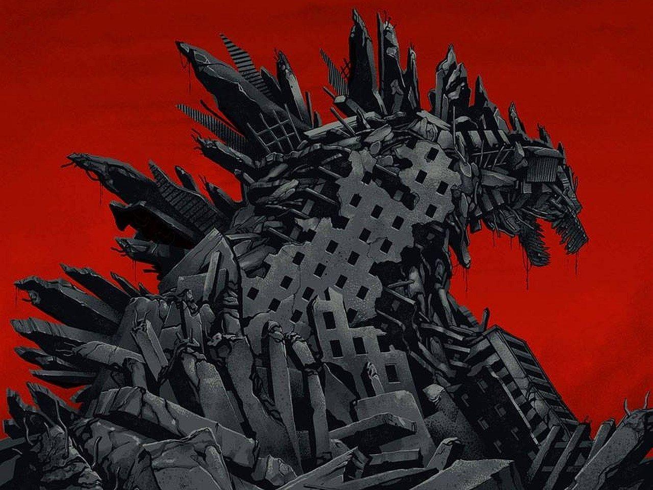 1280x960 Van Archibald - Backround Godzilla cho máy tính để bàn miễn phí - 1280x960 px